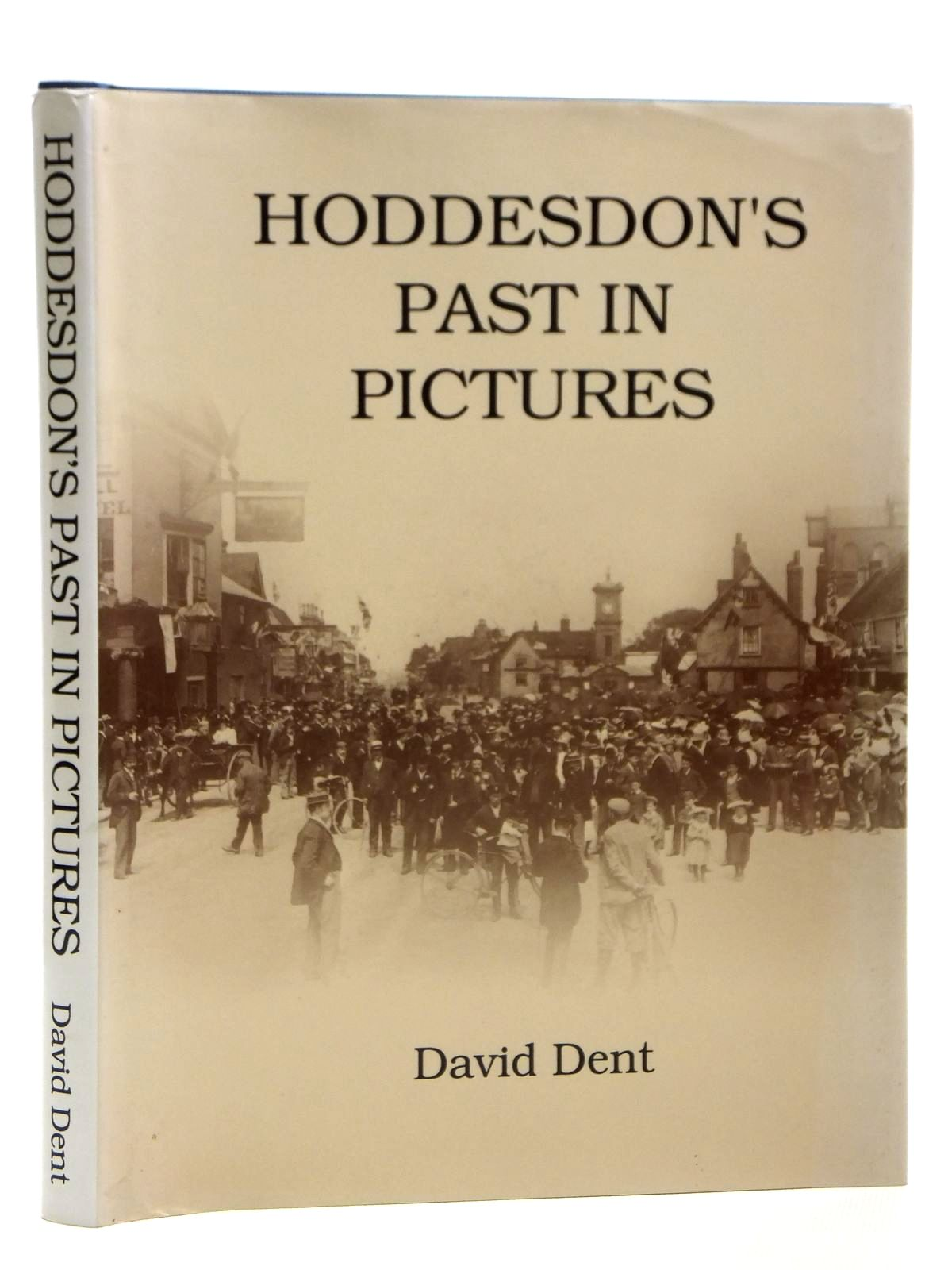Photo of HODDESDON'S PAST IN PICTURES written by Dent, David published by The Rockingham Press (STOCK CODE: 2121251)  for sale by Stella & Rose's Books
