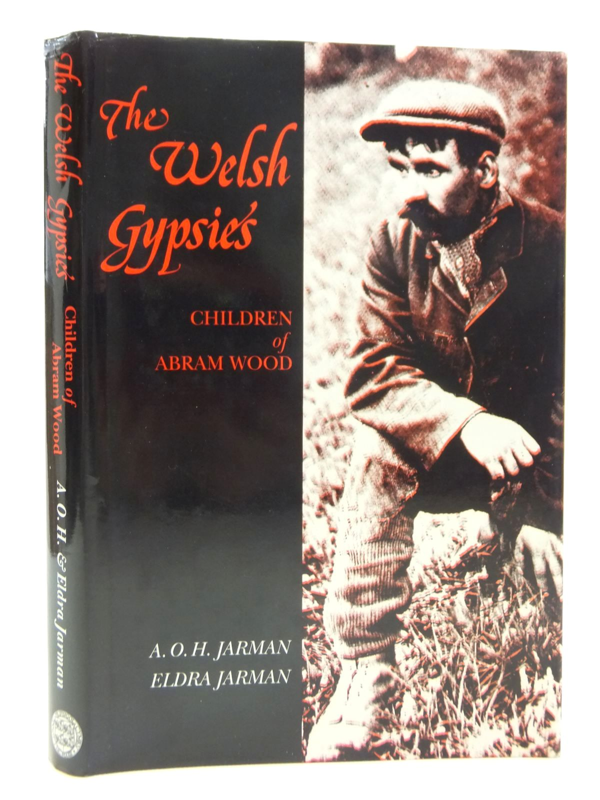 Photo of THE WELSH GYPSIES CHILDREN OF ABRAM WOOD written by Jarman, Eldra<br />Jarman, A.O.H. published by University of Wales (STOCK CODE: 2121272)  for sale by Stella & Rose's Books