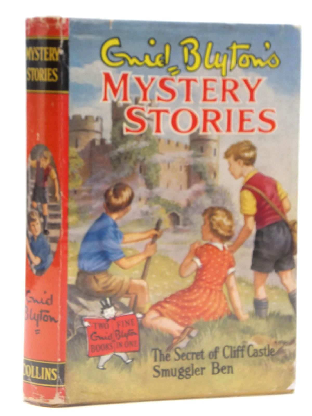Photo of ENID BLYTON'S MYSTERY STORIES written by Blyton, Enid published by Collins (STOCK CODE: 2121523)  for sale by Stella & Rose's Books