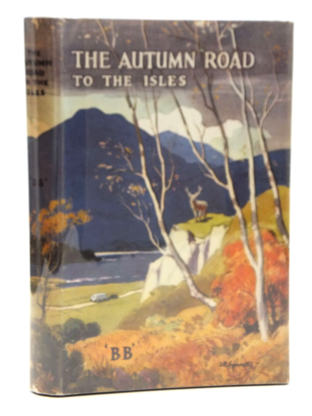 Photo of THE AUTUMN ROAD TO THE ISLES