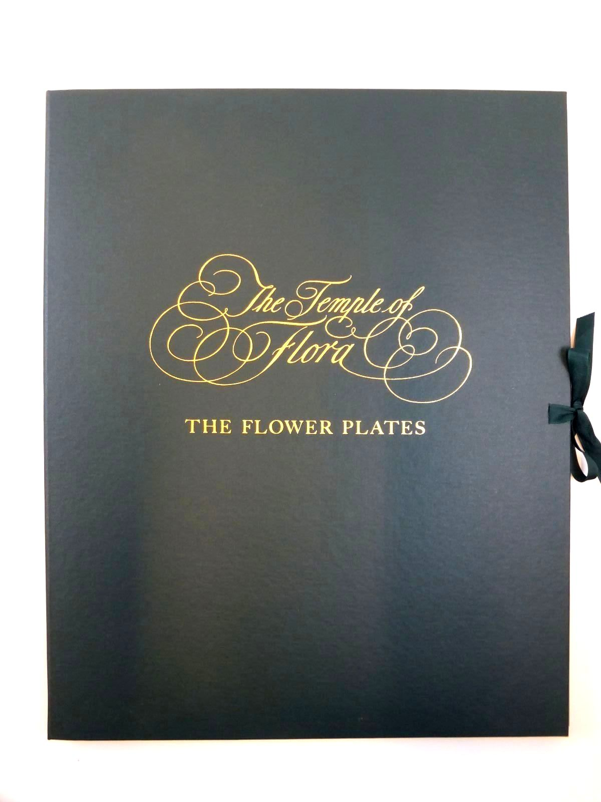 Photo of THE TEMPLE OF FLORA THE FLOWER PLATES illustrated by Thornton, Robert published by Folio Society (STOCK CODE: 2121687)  for sale by Stella & Rose's Books