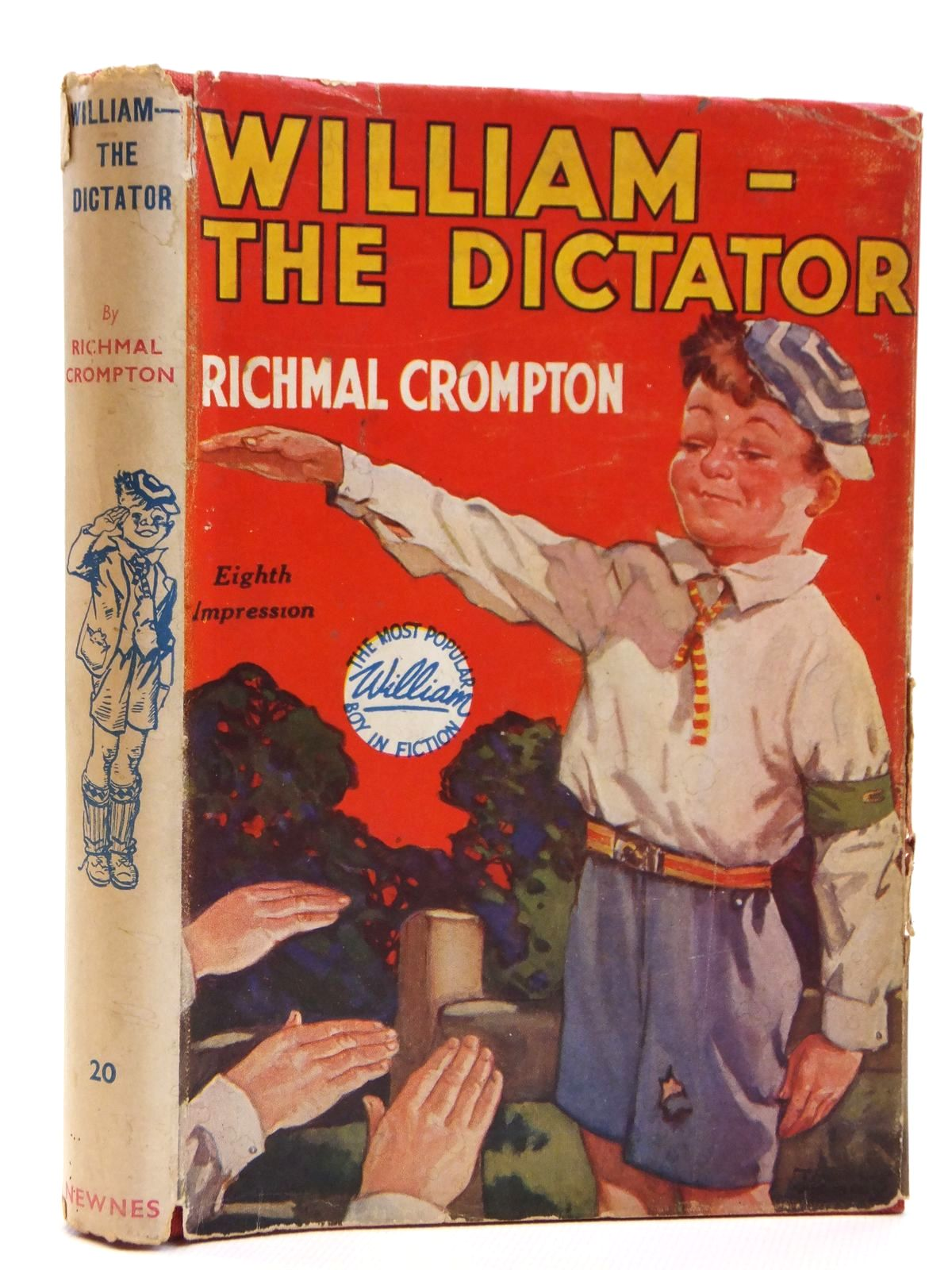 Photo of WILLIAM THE DICTATOR- Stock Number: 2121712