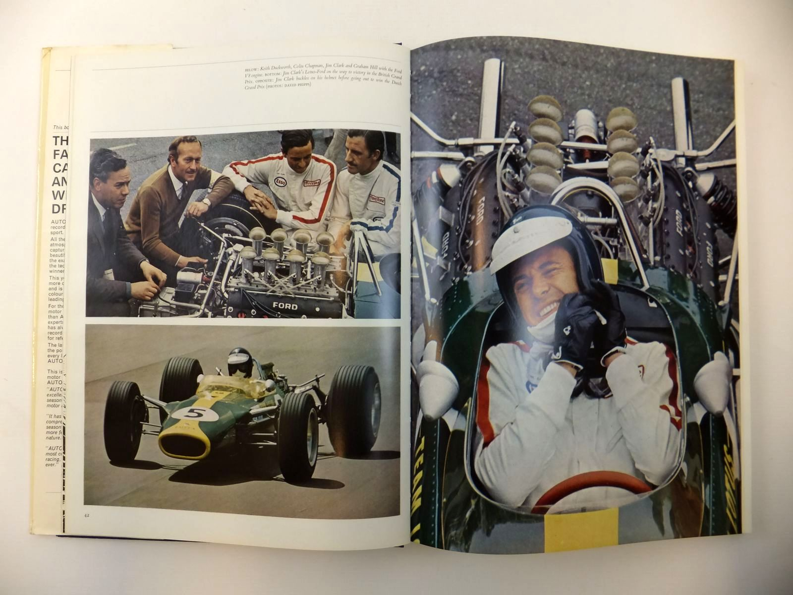 Photo of AUTOCOURSE 1967-68 written by Phipps, David published by The Haymarket Press (STOCK CODE: 2121737)  for sale by Stella & Rose's Books