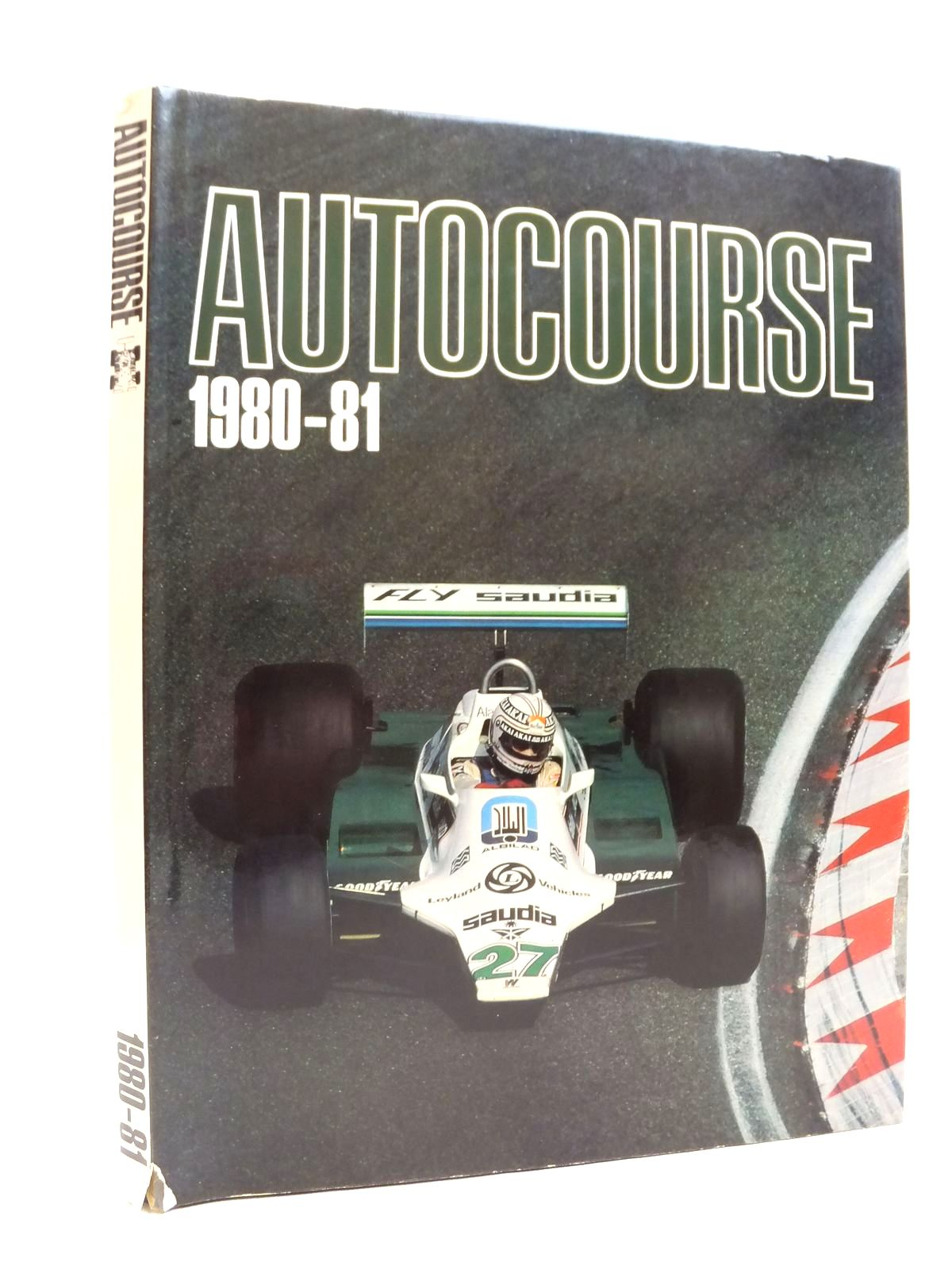 Photo of AUTOCOURSE 1980-81 written by Hamilton, Maurice published by Hazleton Securities (STOCK CODE: 2121746)  for sale by Stella & Rose's Books