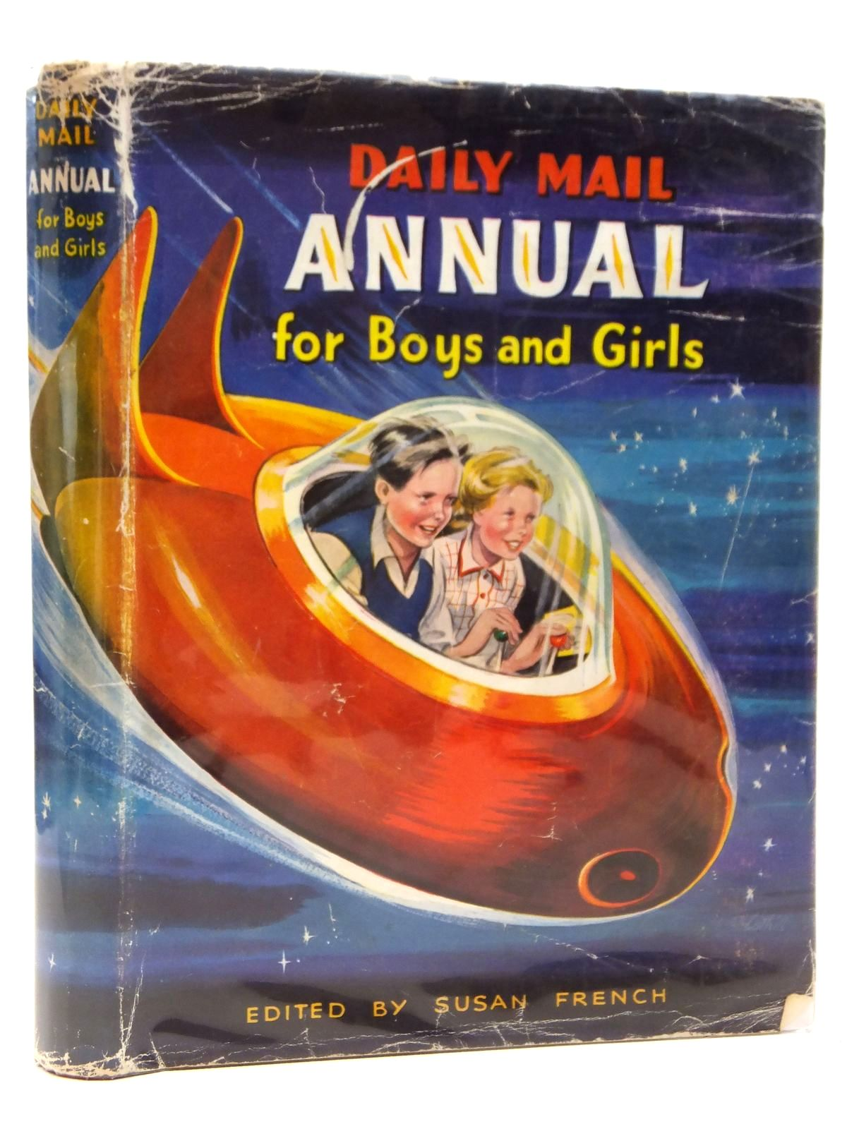 Photo of DAILY MAIL ANNUAL FOR BOYS AND GIRLS written by French, Susan<br />Blyton, Enid<br />Chappell, Mollie published by Daily Mail (STOCK CODE: 2121802)  for sale by Stella & Rose's Books