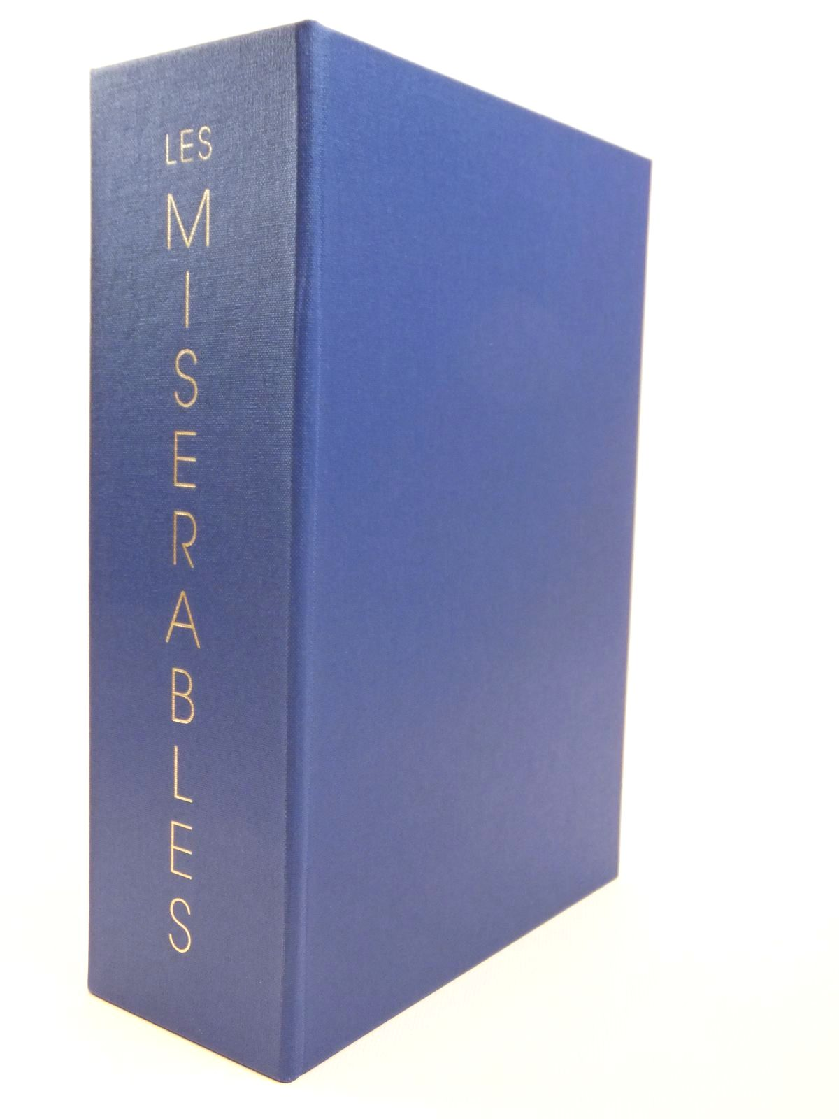 Photo of LES MISERABLES written by Hugo, Victor illustrated by De Neuville, <br />Bayard, <br />et al.,  published by Folio Society (STOCK CODE: 2121849)  for sale by Stella & Rose's Books