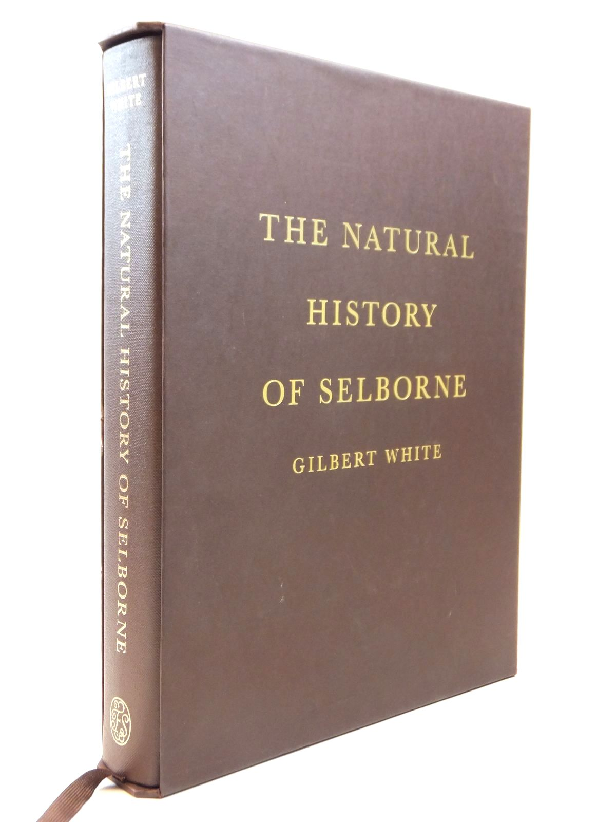 Photo of THE NATURAL HISTORY OF SELBORNE written by White, Gilbert<br />Thomas, Keith published by Folio Society (STOCK CODE: 2121852)  for sale by Stella & Rose's Books