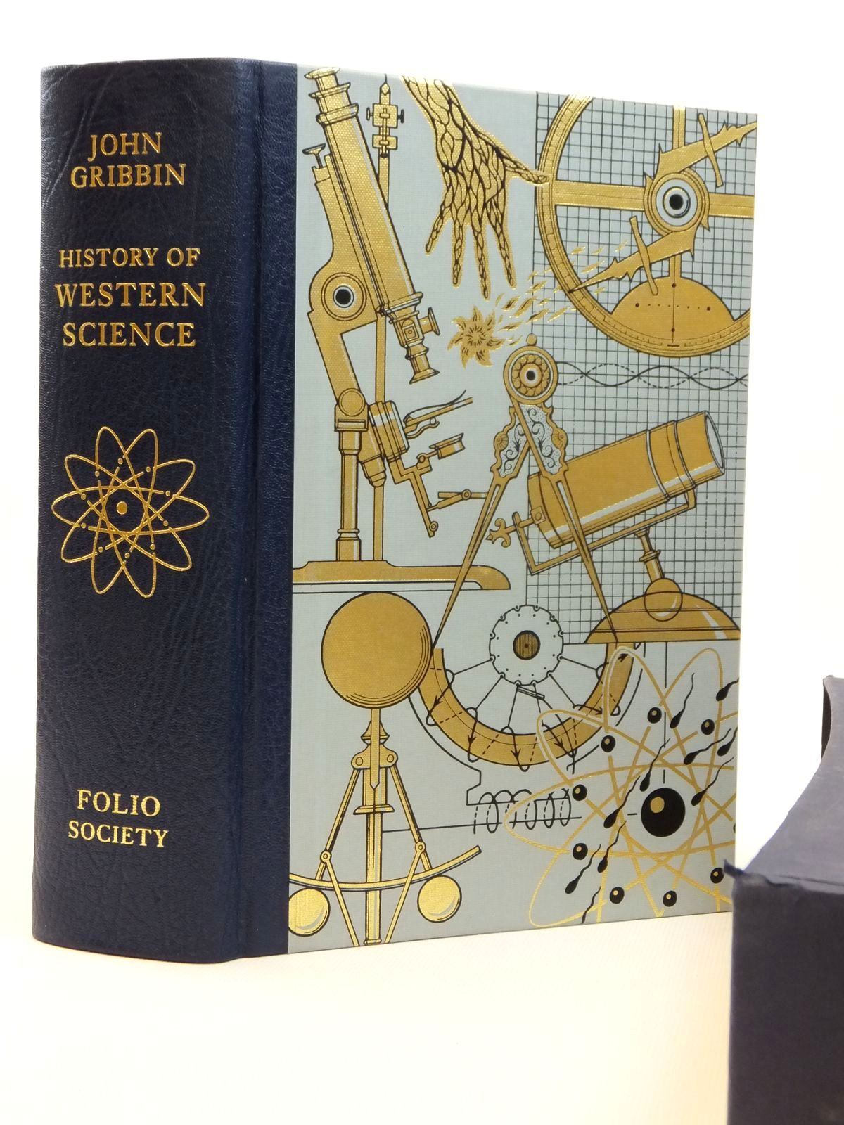 Photo of HISTORY OF WESTERN SCIENCE written by Gribbin, John published by Folio Society (STOCK CODE: 2121913)  for sale by Stella & Rose's Books