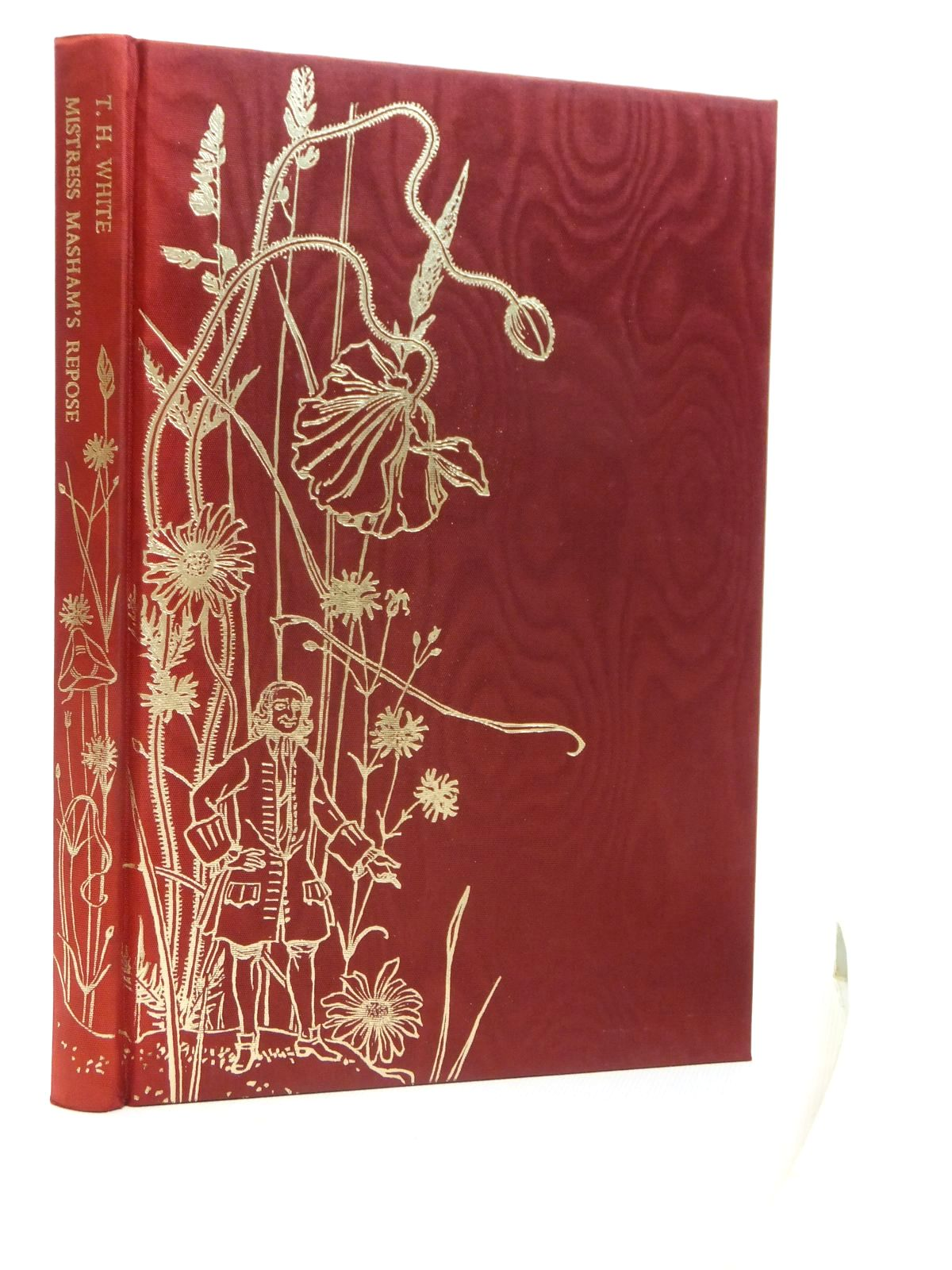 Photo of MISTRESS MASHAM'S REPOSE written by White, T.H. illustrated by Stewart, Charles published by Folio Society (STOCK CODE: 2121923)  for sale by Stella & Rose's Books