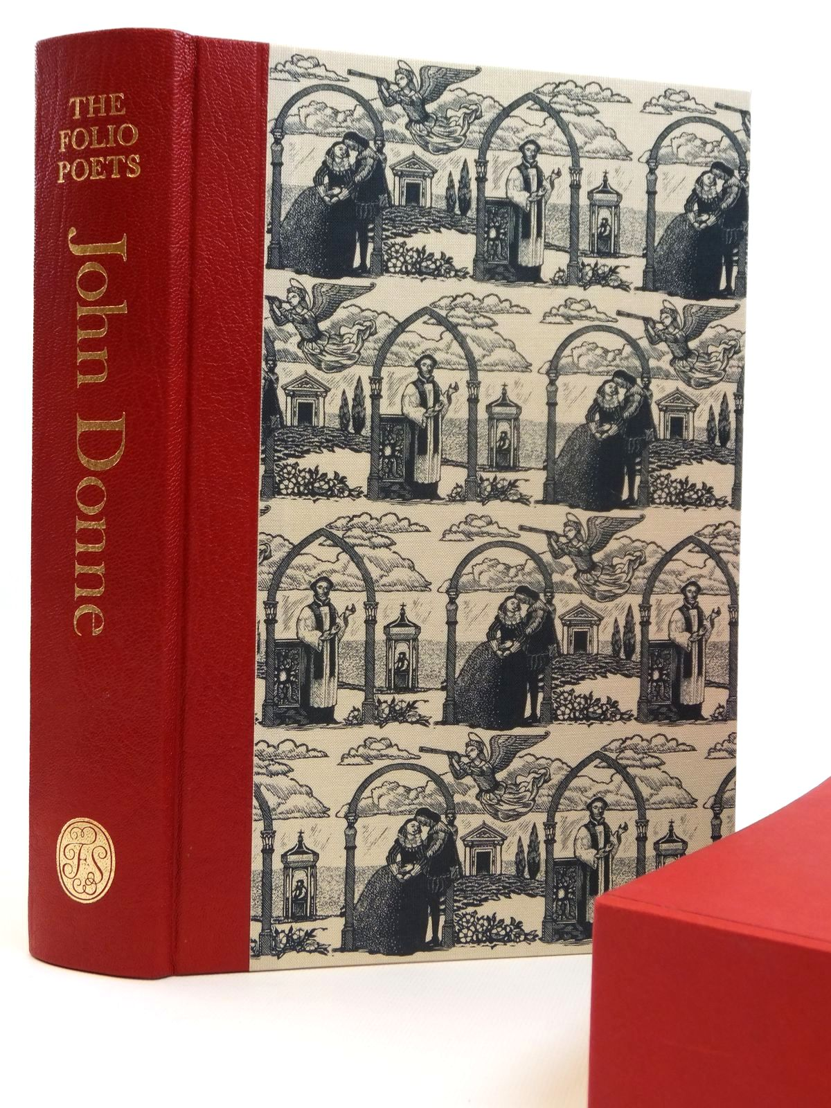 Photo of THE COMPLETE ENGLISH POEMS written by Donne, John published by Folio Society (STOCK CODE: 2121925)  for sale by Stella & Rose's Books