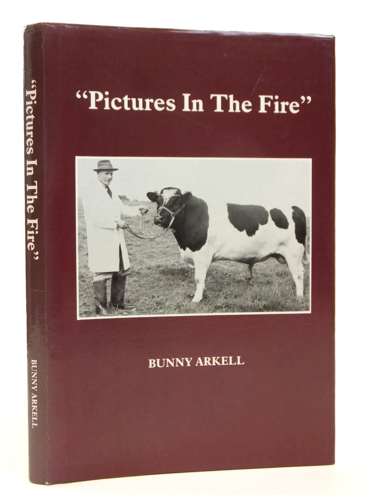 Photo of PICTURES IN THE FIRE written by Arkell, Bunny (STOCK CODE: 2121931)  for sale by Stella & Rose's Books