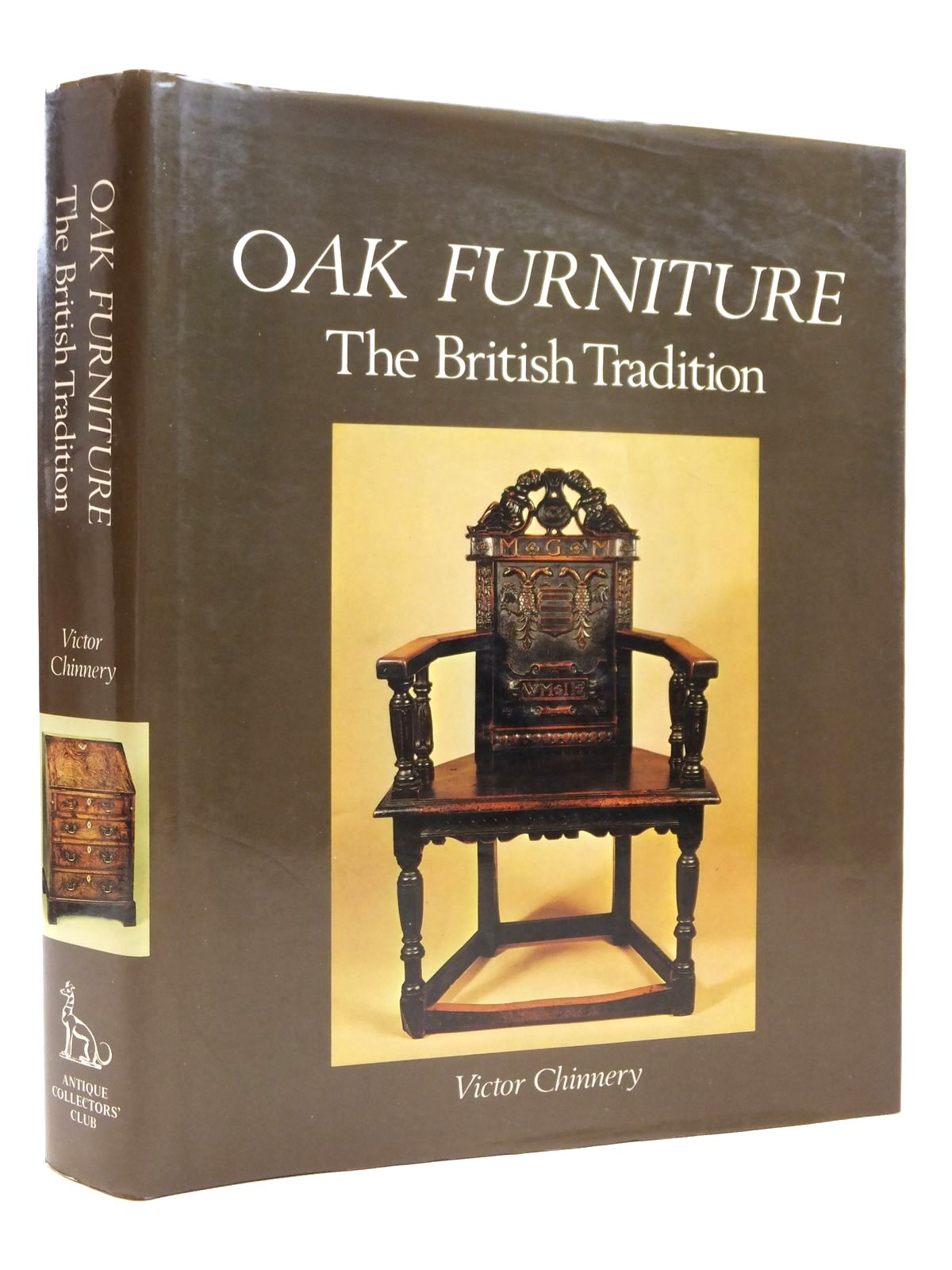 ... Photo Of Oak Furniture The British Tradition Written By Chinnery Victor  Published Antique Collectors ...