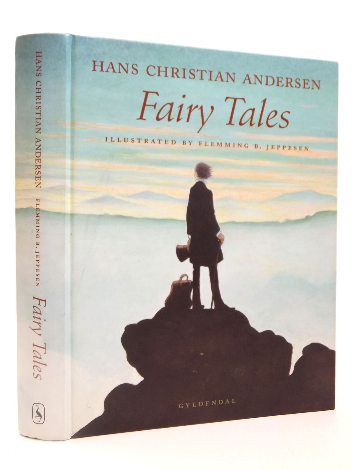 Photo of FAIRY TALES written by Andersen, Hans Christian<br />Hersholt, Jean illustrated by Jeppesen, Flemming B. published by Gyldendal (STOCK CODE: 2121992)  for sale by Stella & Rose's Books