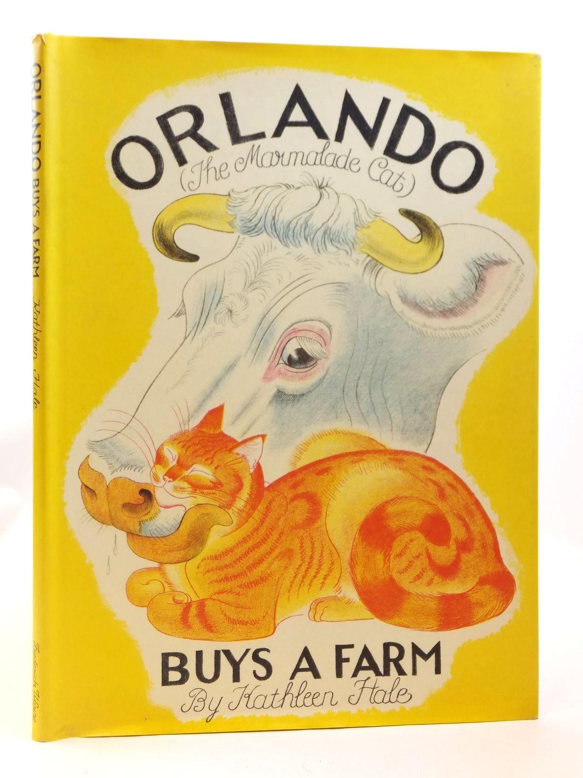 Photo of ORLANDO (THE MARMALADE CAT) BUYS A FARM