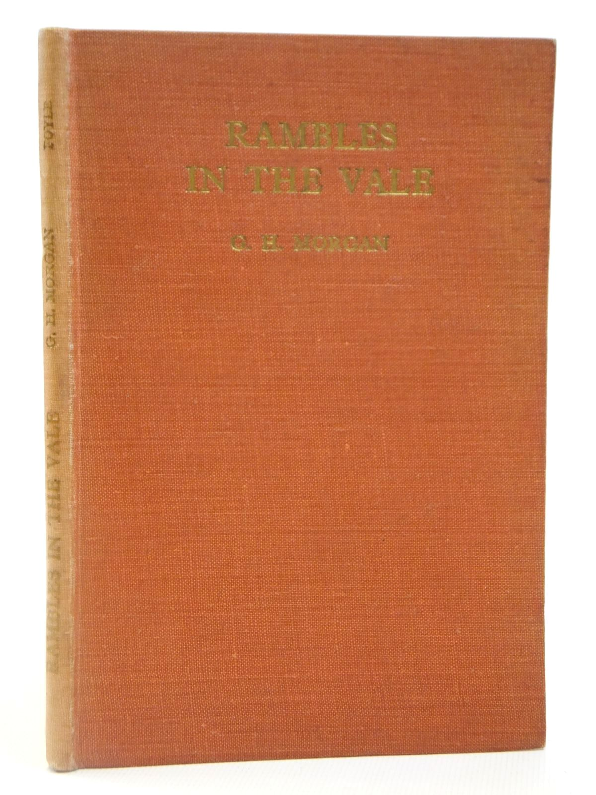 Photo of RAMBLES IN THE VALE written by Morgan, G.H. published by W. & G. Foyle Ltd. (STOCK CODE: 2122021)  for sale by Stella & Rose's Books