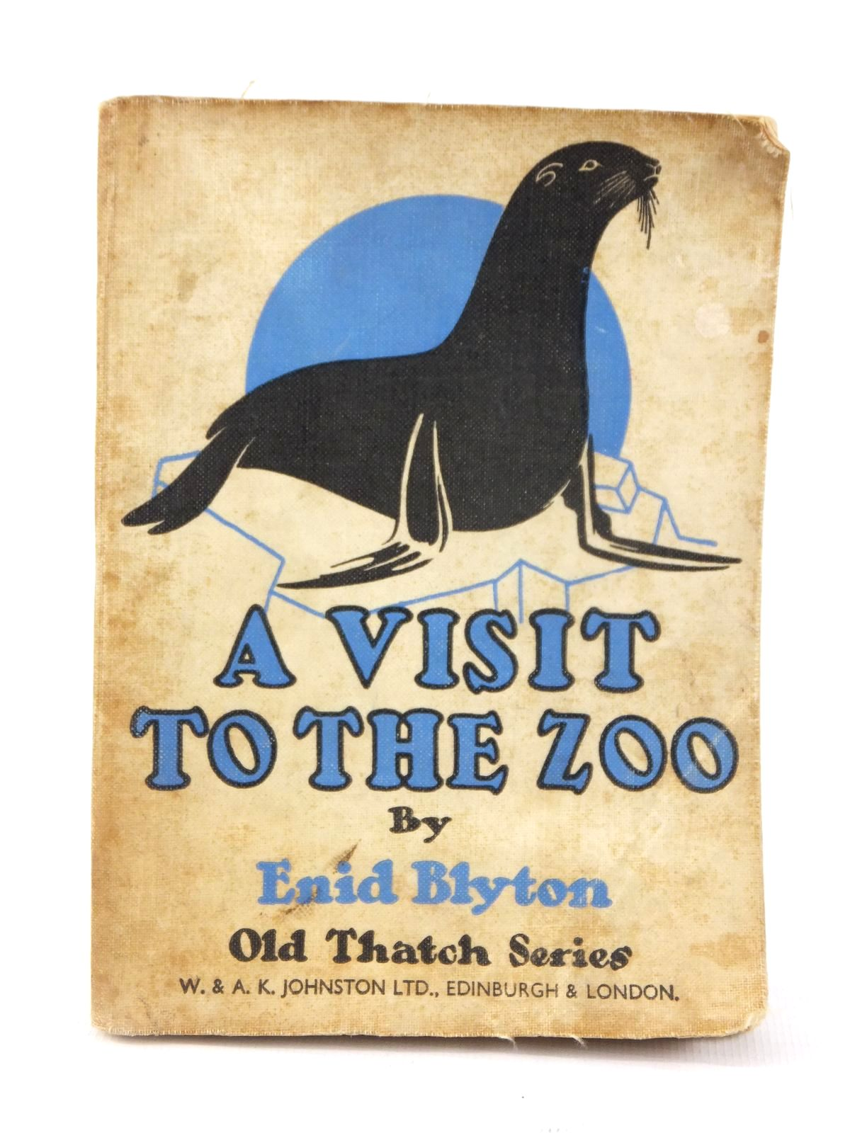 Photo of A VISIT TO THE ZOO written by Blyton, Enid published by W. & A.K. Johnston Limited (STOCK CODE: 2122063)  for sale by Stella & Rose's Books