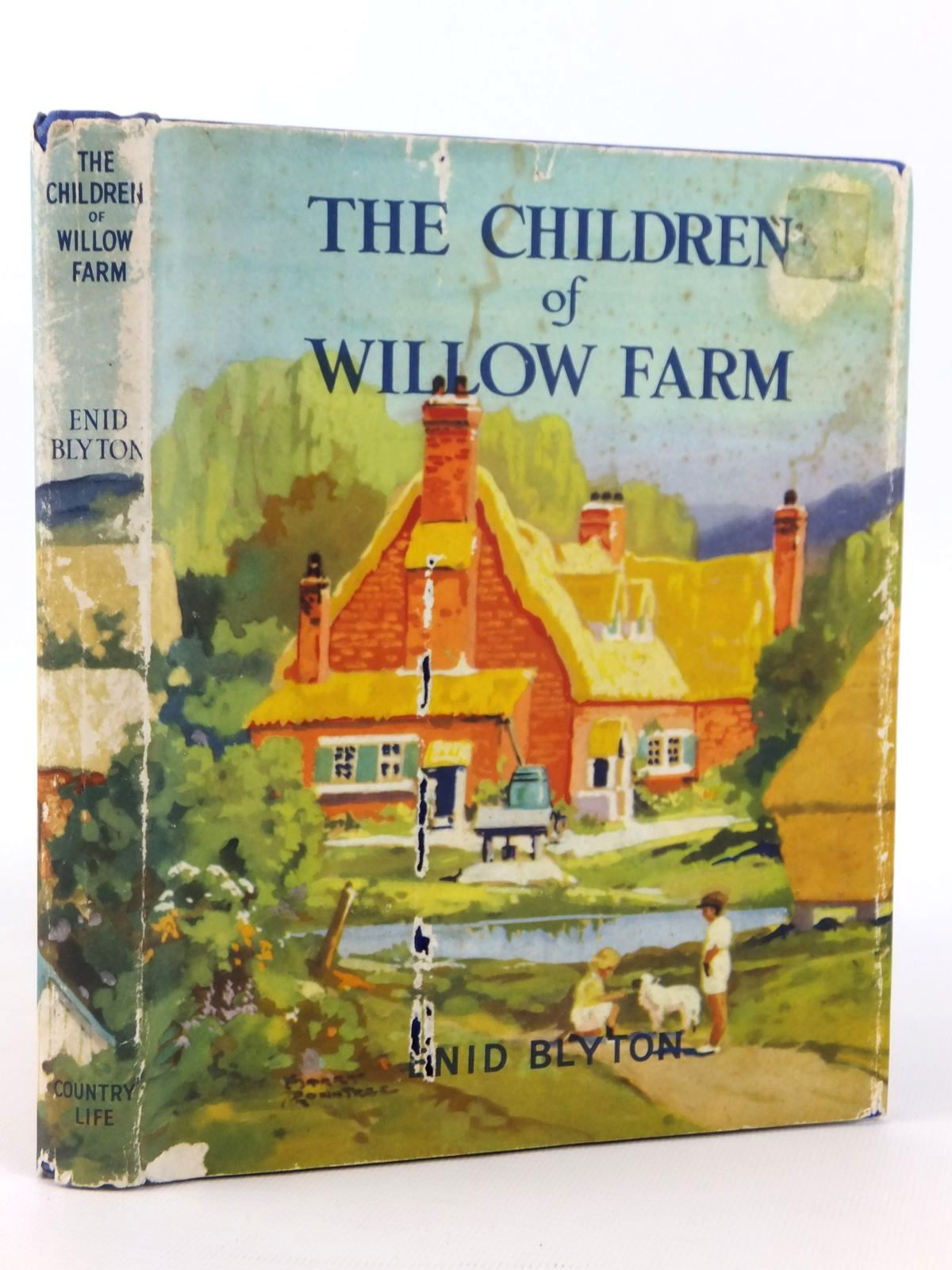 Photo of THE CHILDREN OF WILLOW FARM written by Blyton, Enid illustrated by Rountree, Harry published by Country Life Ltd. (STOCK CODE: 2122080)  for sale by Stella & Rose's Books