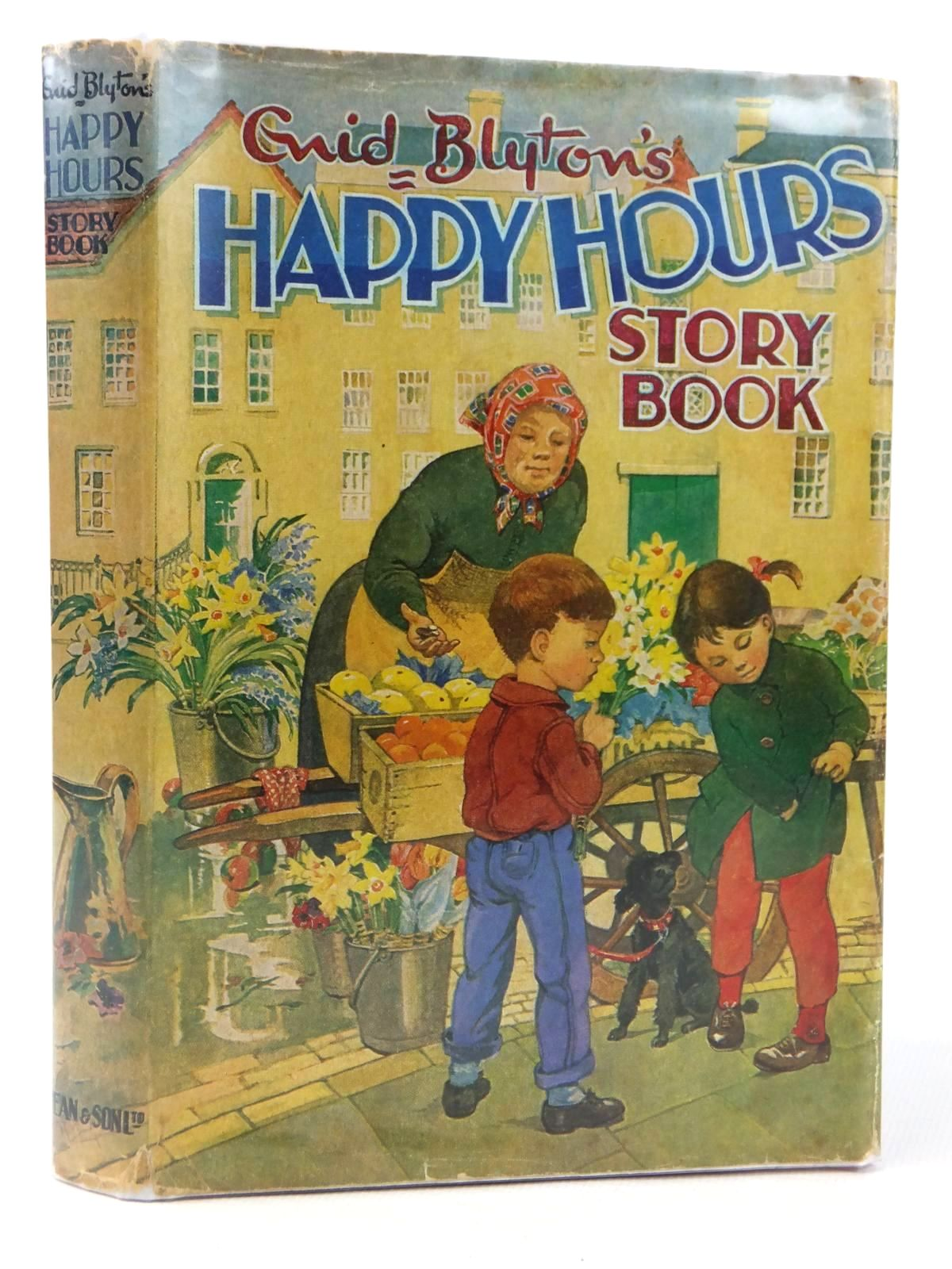 Photo of ENID BLYTON'S HAPPY HOURS STORY BOOK written by Blyton, Enid published by Dean & Son Ltd. (STOCK CODE: 2122085)  for sale by Stella & Rose's Books