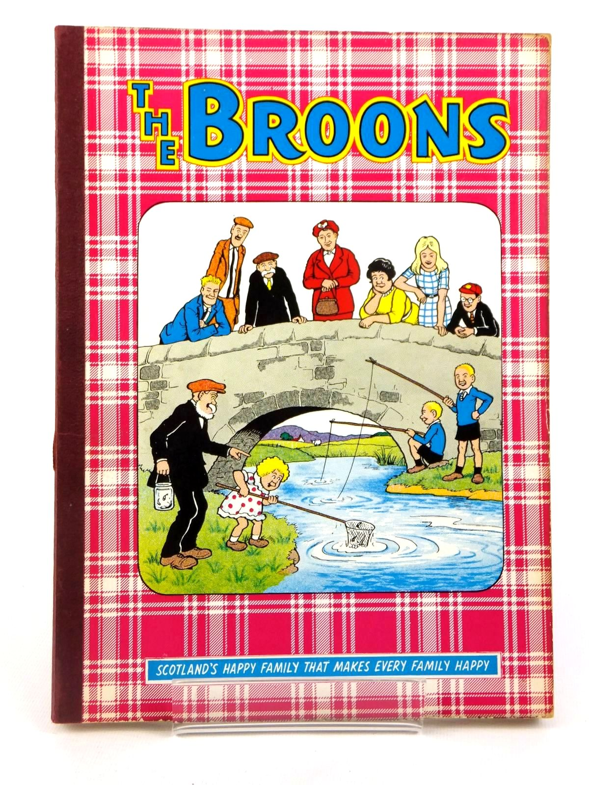 Photo of THE BROONS 1970 published by D.C. Thomson & Co Ltd. (STOCK CODE: 2122216)  for sale by Stella & Rose's Books