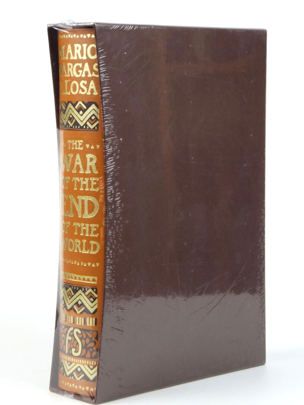 Photo of THE WAR OF THE END OF THE WORLD written by Llosa, Mario Vargas published by Folio Society (STOCK CODE: 2122228)  for sale by Stella & Rose's Books
