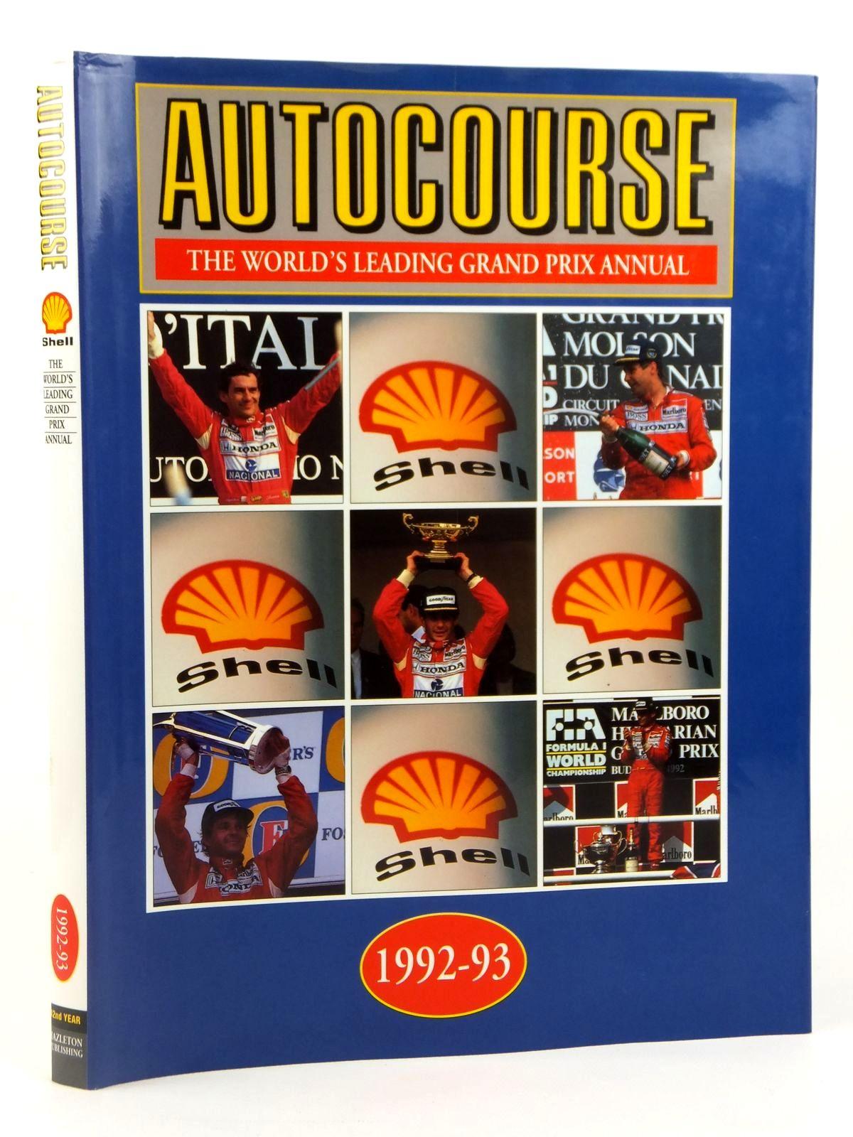 Photo of AUTOCOURSE 1992-93