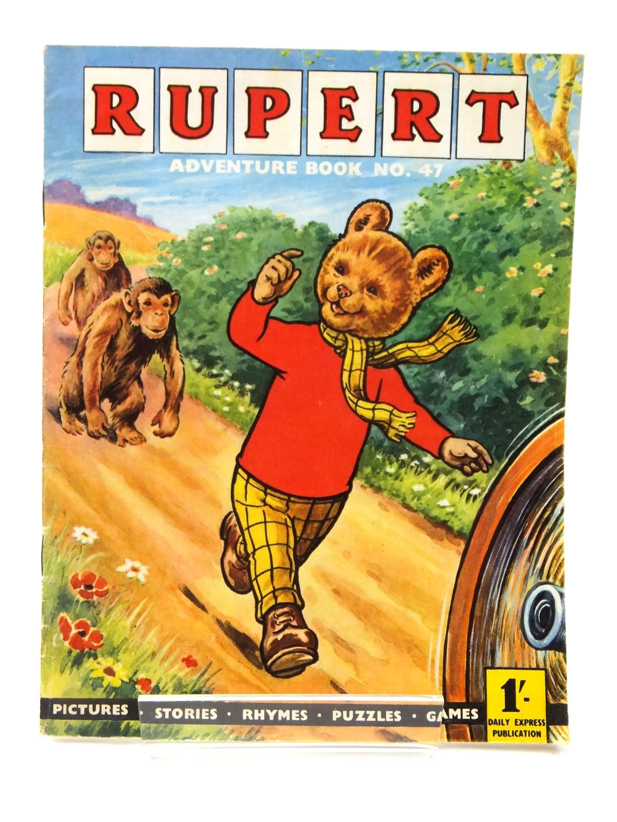 Photo of RUPERT ADVENTURE BOOK No. 47 written by Bestall, Alfred published by Daily Express (STOCK CODE: 2122241)  for sale by Stella & Rose's Books
