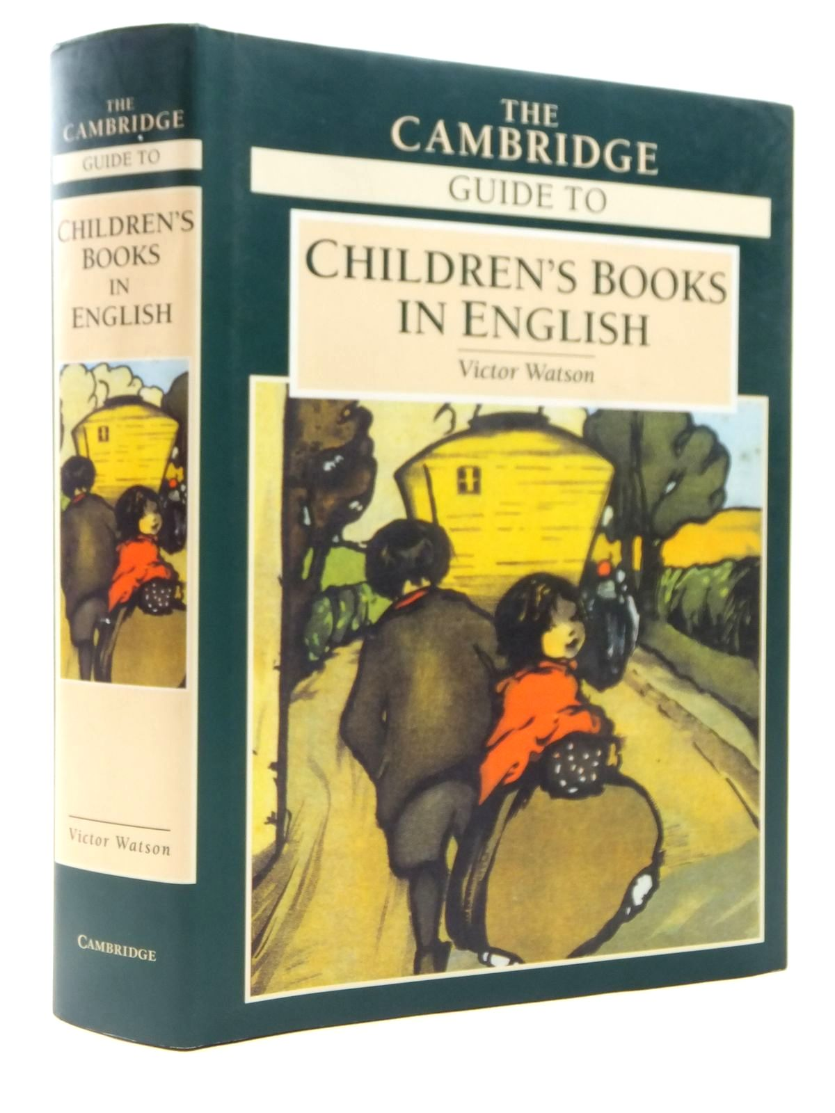 Photo of THE CAMBRIDGE GUIDE TO CHILDREN'S BOOKS IN ENGLISH written by Watson, Victor<br />Keyser, Elizabeth L.<br />Partridge, Juliet<br />Styles, Morag published by Cambridge University Press (STOCK CODE: 2122247)  for sale by Stella & Rose's Books