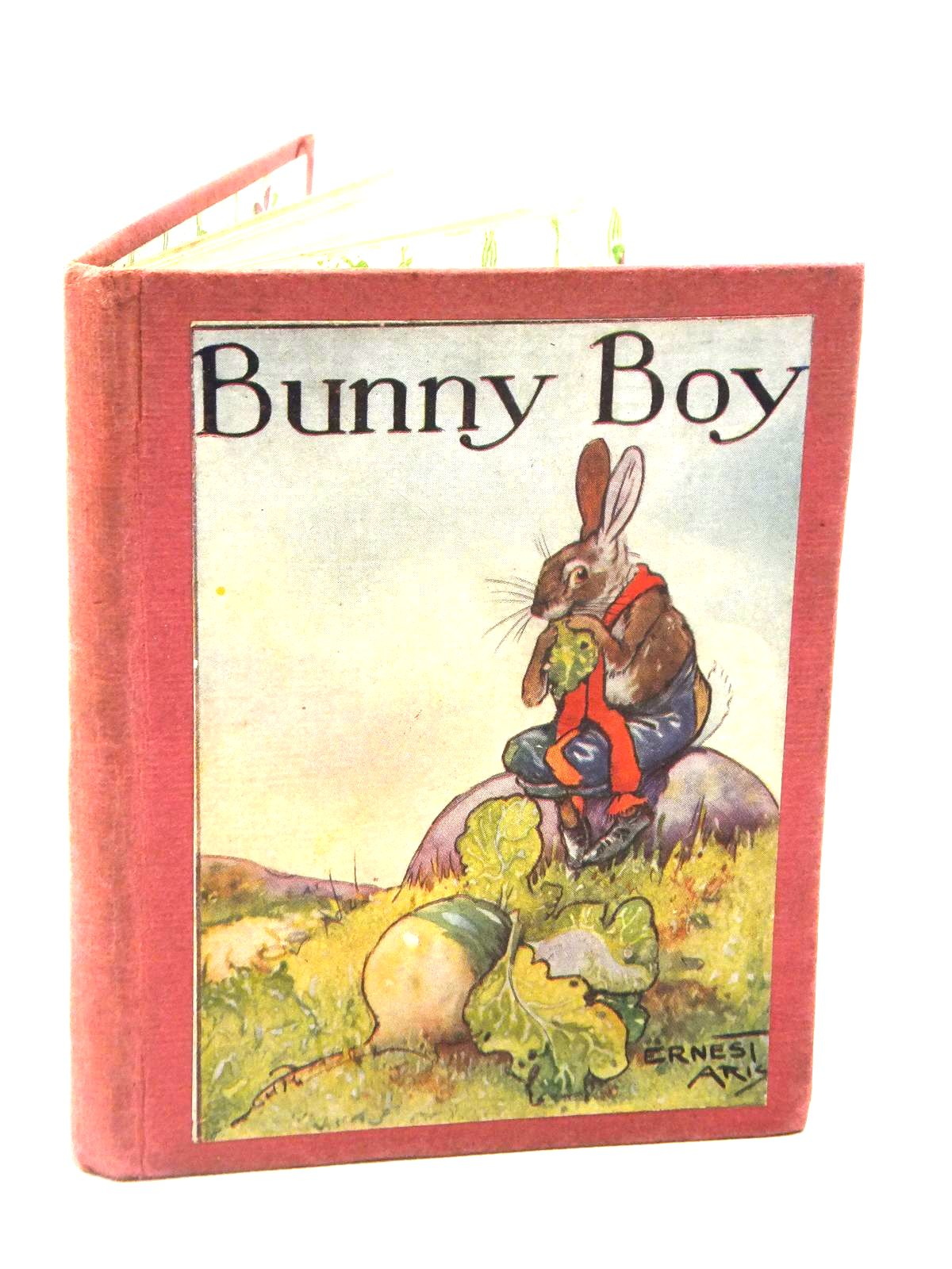 Photo of BUNNY BOY written by Aris, Ernest A. illustrated by Aris, Ernest A. published by Humphrey Milford (STOCK CODE: 2122262)  for sale by Stella & Rose's Books