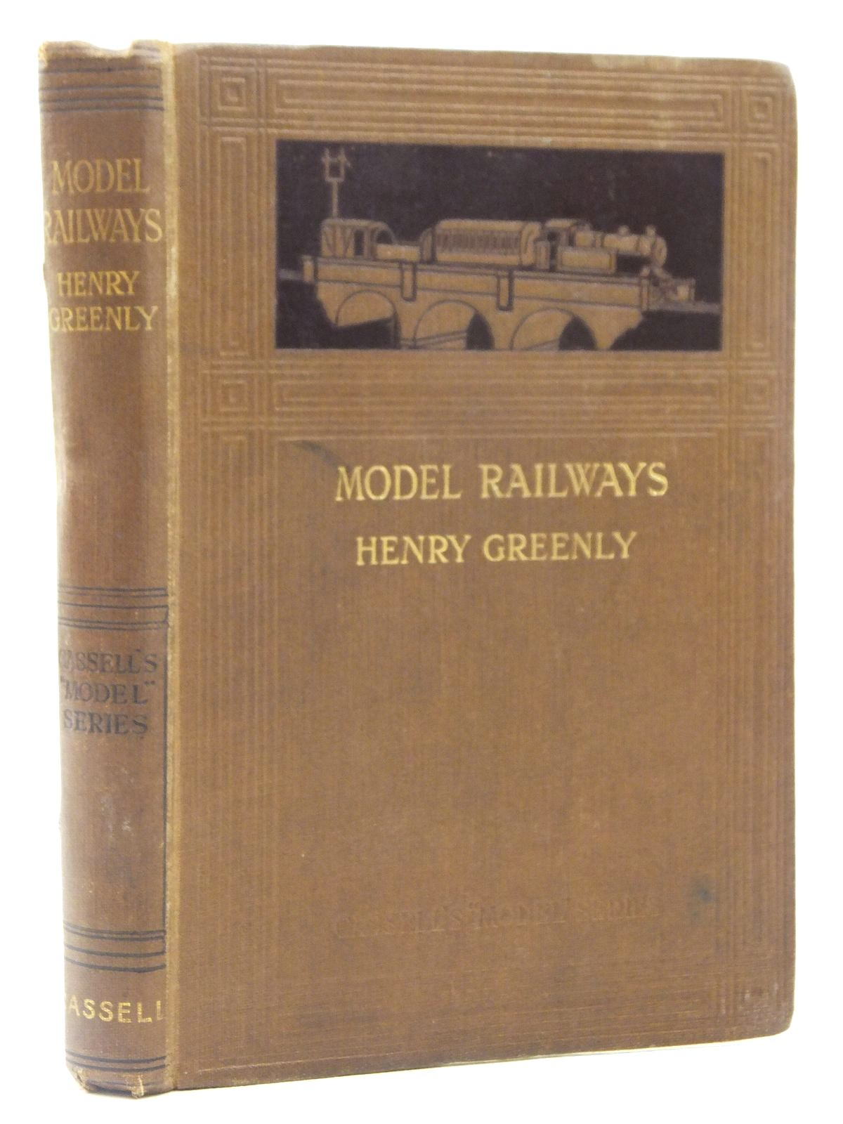Photo of MODEL RAILWAYS written by Greenly, Henry published by Cassell & Co. (STOCK CODE: 2122272)  for sale by Stella & Rose's Books
