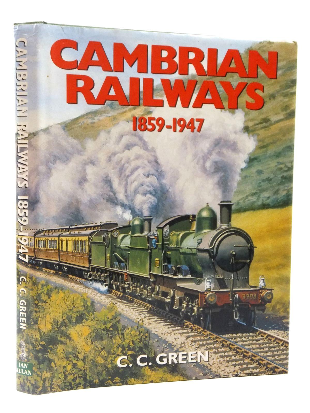 Photo of CAMBRIAN RAILWAYS 1859-1947