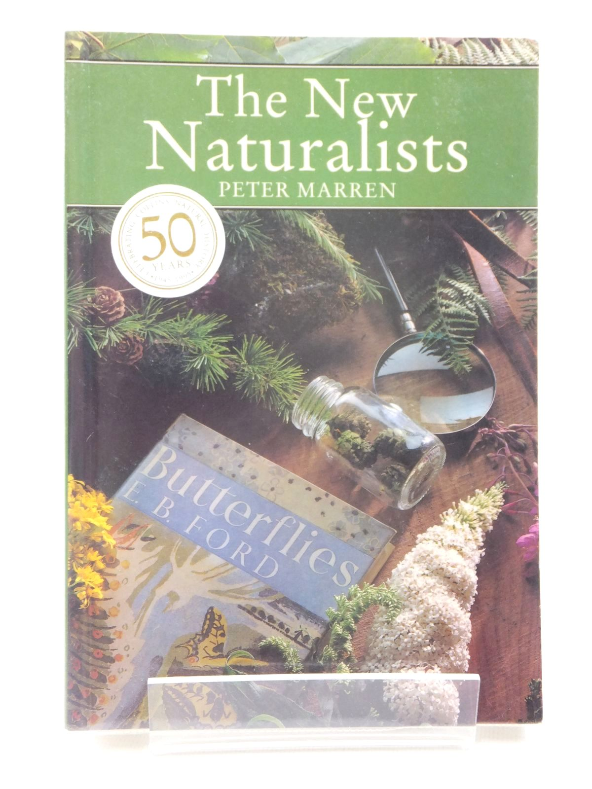 Photo of THE NEW NATURALISTS (NN 82) written by Marren, Peter published by Collins (STOCK CODE: 2122322)  for sale by Stella & Rose's Books