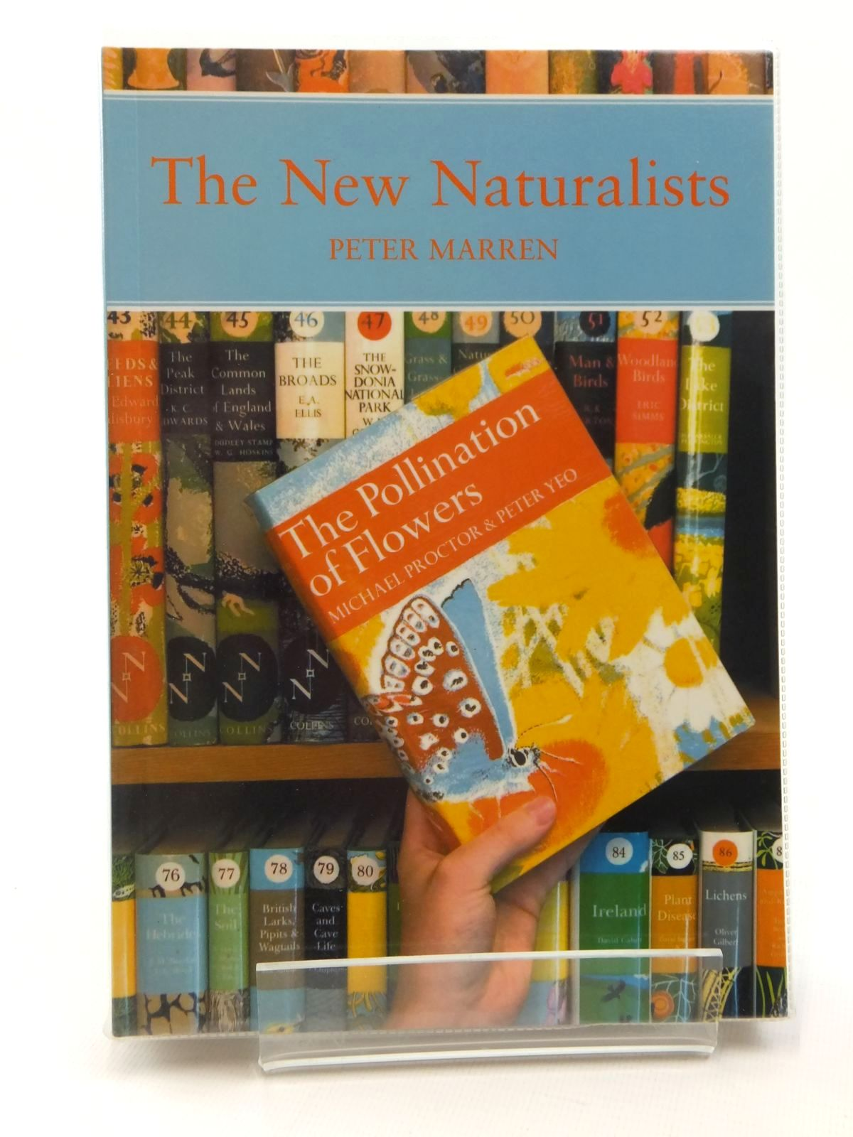 Photo of THE NEW NATURALISTS (NN 82) written by Marren, Peter published by Collins (STOCK CODE: 2122323)  for sale by Stella & Rose's Books