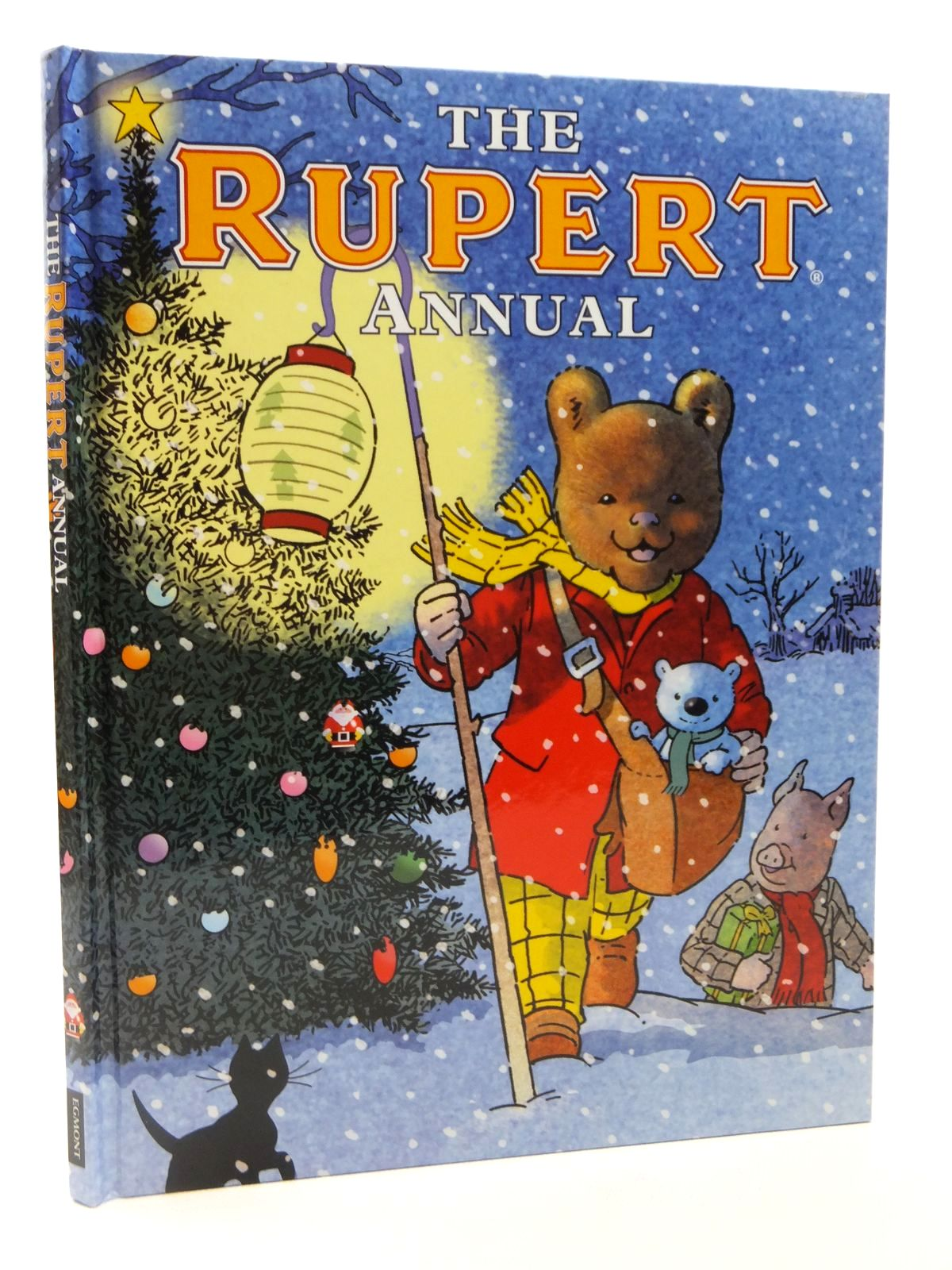 Photo of RUPERT ANNUAL 2014 written by Trotter, Stuart illustrated by Trotter, Stuart<br />Cubie, Alex<br />Harrold, John published by Egmont Uk Limited (STOCK CODE: 2122339)  for sale by Stella & Rose's Books