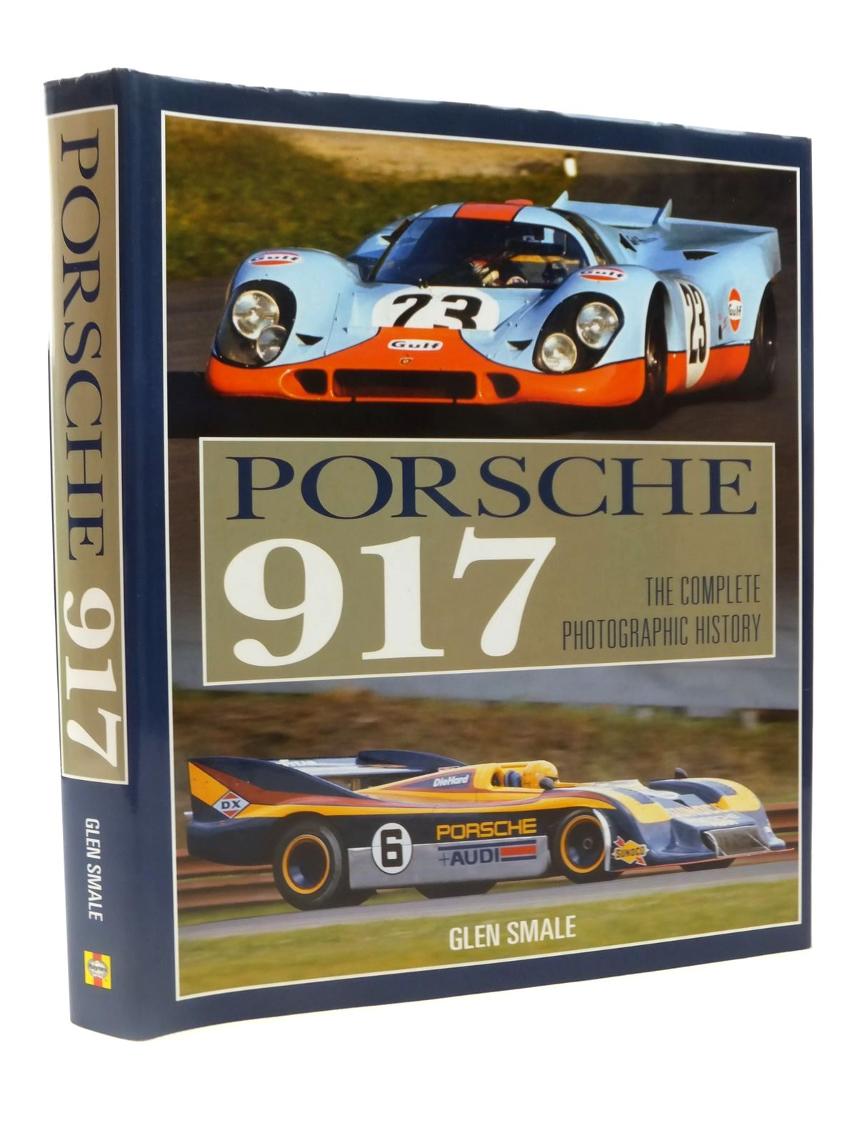 Photo of PORSCHE 917 THE COMPLETE PHOTOGRAPHIC HISTORY