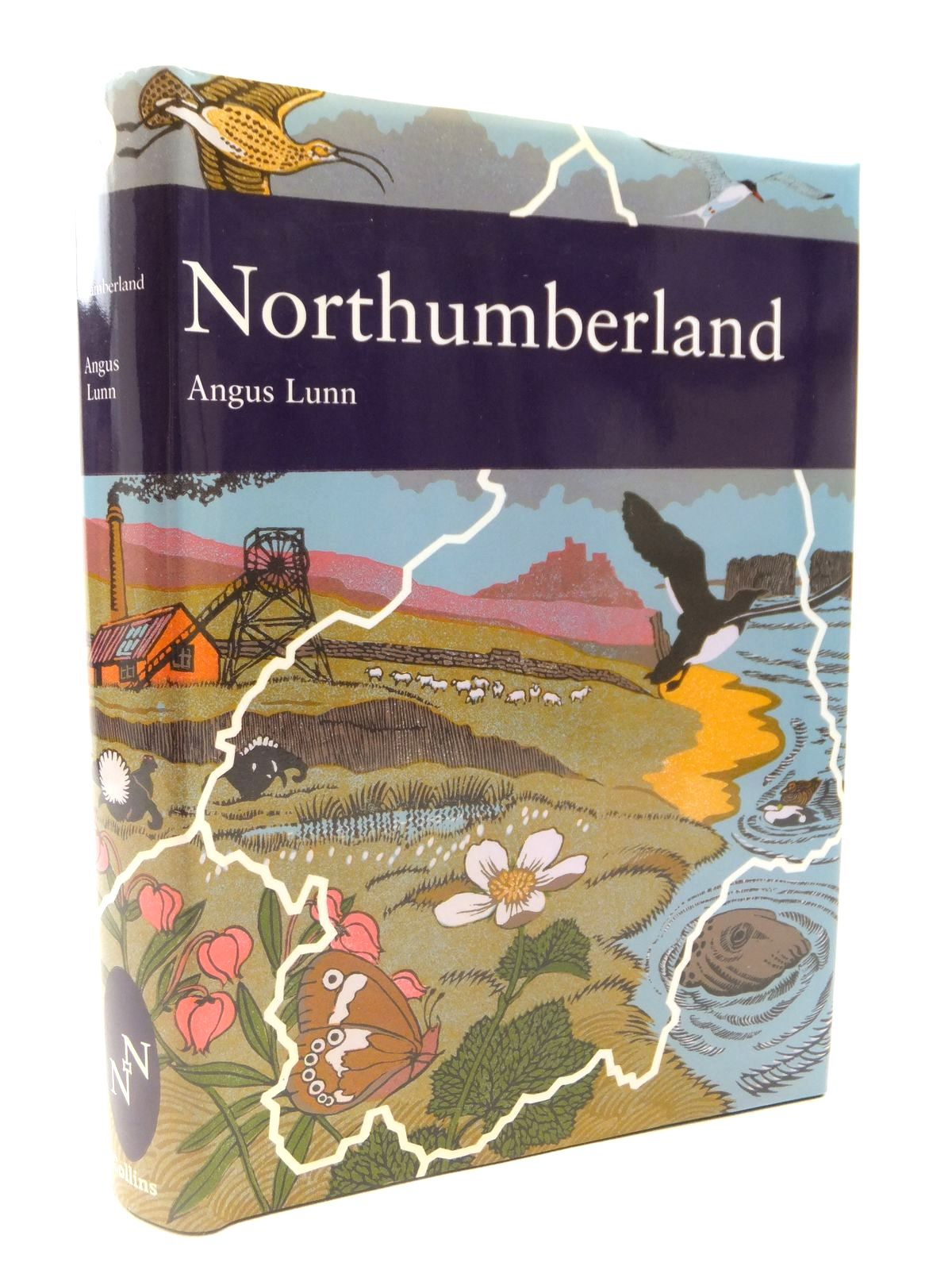 Photo of NORTHUMBERLAND (NN 95) written by Lunn, Angus published by Collins (STOCK CODE: 2122360)  for sale by Stella & Rose's Books