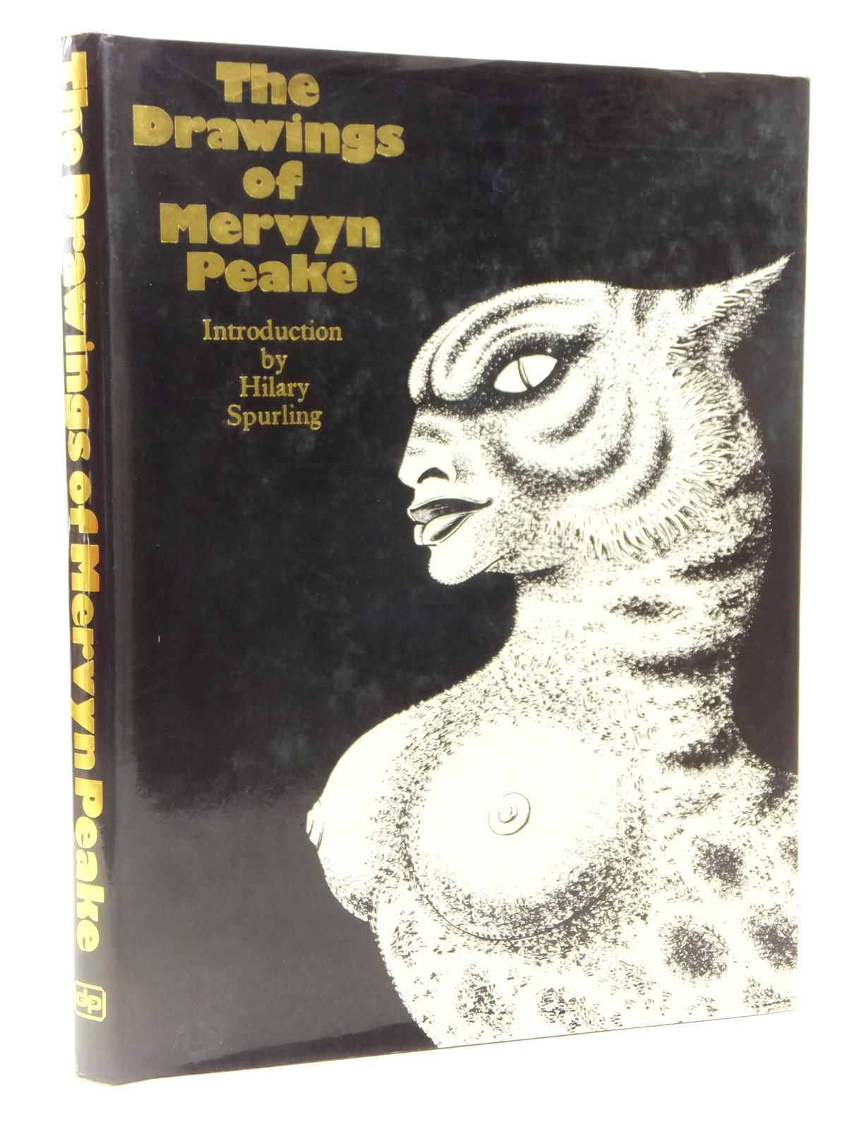 Photo of THE DRAWINGS OF MERVYN PEAKE written by Spurling, Hilary illustrated by Peake, Mervyn published by Davis-Poynter (STOCK CODE: 2122419)  for sale by Stella & Rose's Books