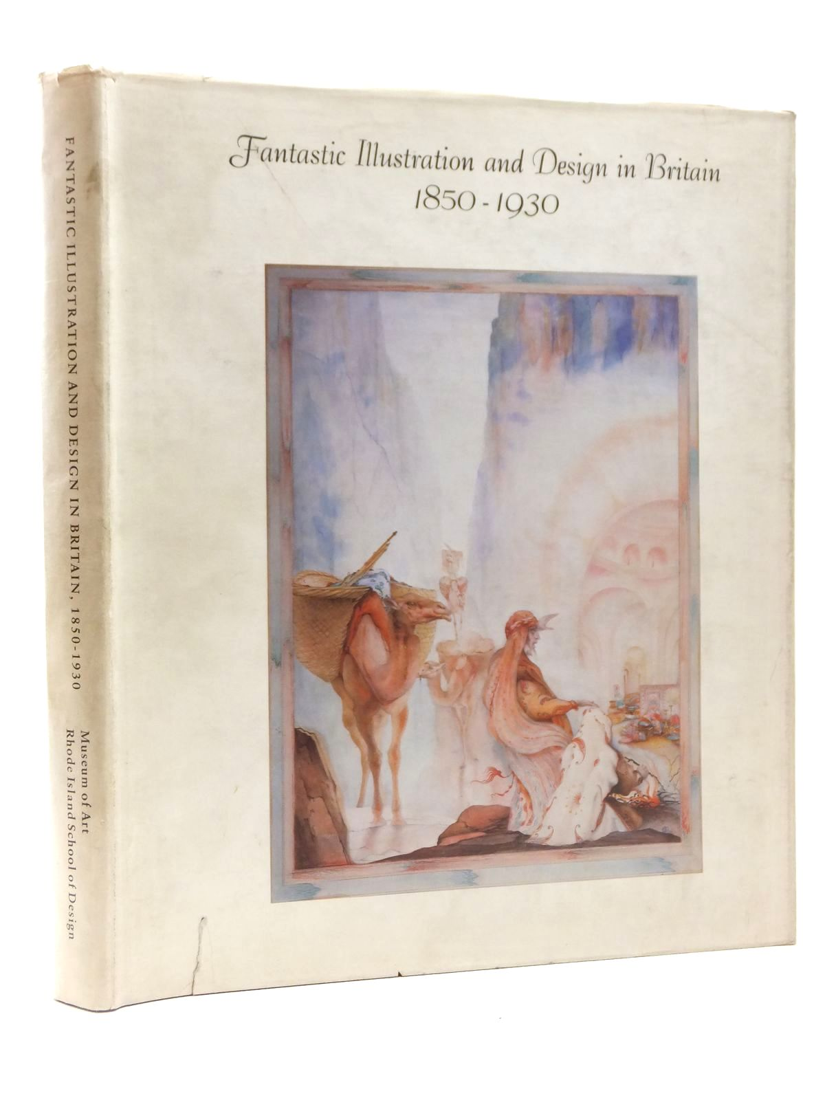 Photo of FANTASTIC ILLUSTRATION AND DESIGN IN BRITAIN, 1850-1930 written by Johnson, Diana L. published by Museum Of Art (STOCK CODE: 2122430)  for sale by Stella & Rose's Books