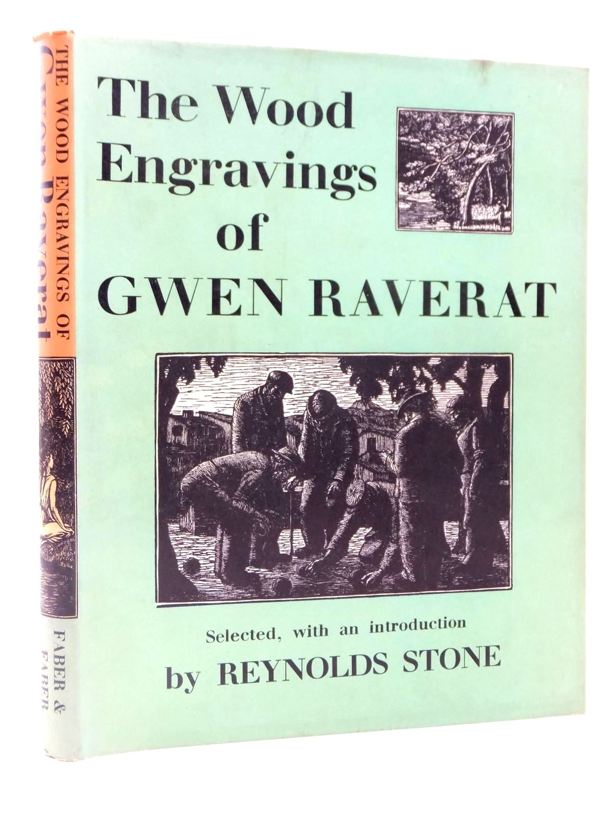Photo of THE WOOD ENGRAVINGS OF GWEN RAVERAT written by Stone, Reynolds illustrated by Raverat, Gwen published by Faber & Faber (STOCK CODE: 2122438)  for sale by Stella & Rose's Books