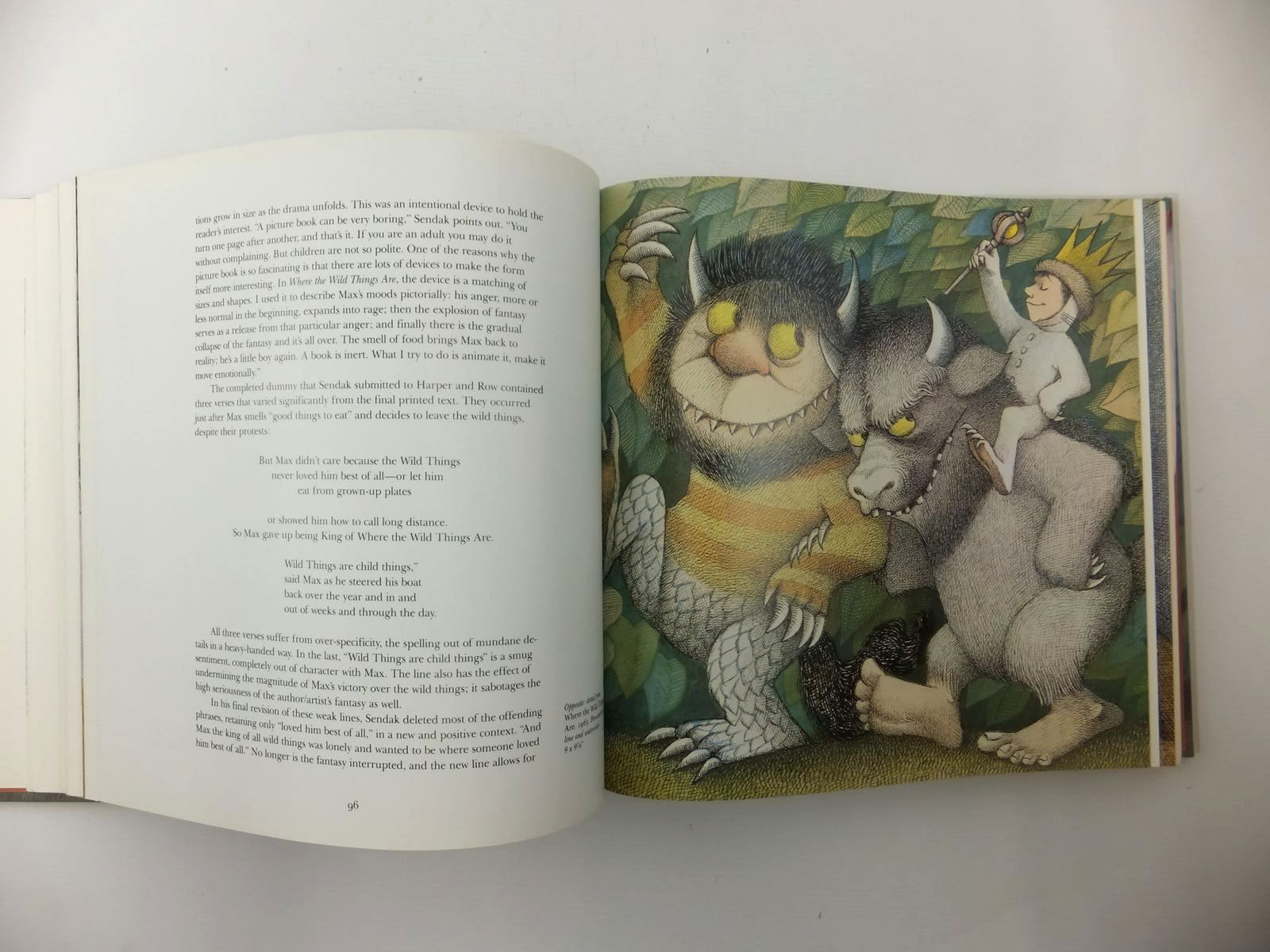 Photo of THE ART OF MAURICE SENDAK written by Lanes, Selma G. illustrated by Sendak, Maurice published by The Bodley Head (STOCK CODE: 2122444)  for sale by Stella & Rose's Books