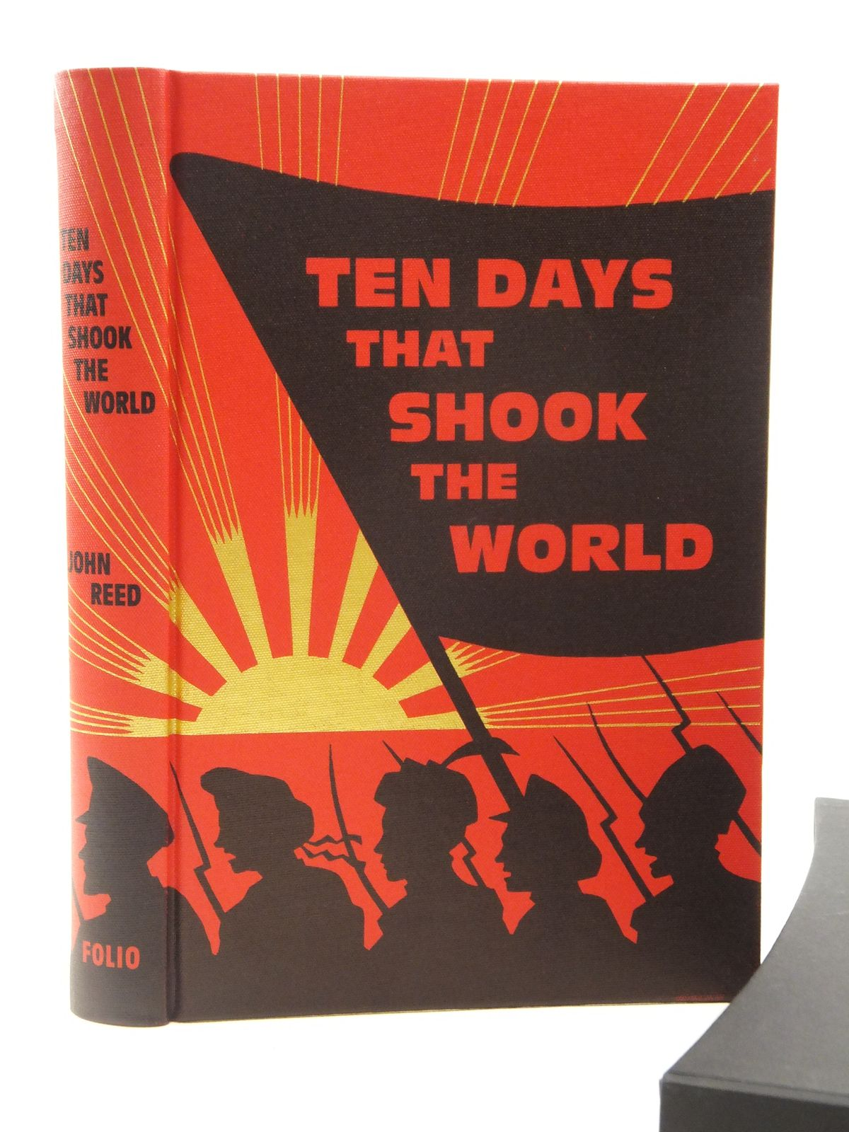 Photo of TEN DAYS THAT SHOOK THE WORLD written by Reed, John published by Folio Society (STOCK CODE: 2122478)  for sale by Stella & Rose's Books
