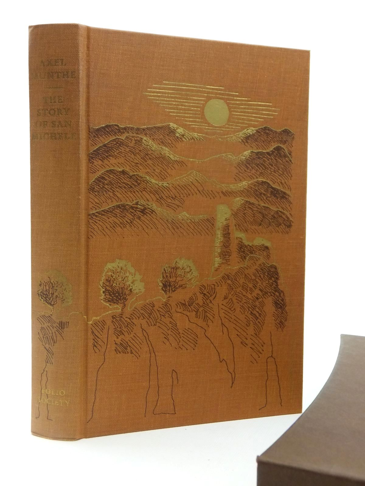 Photo of THE STORY OF SAN MICHELE written by Munthe, Axel published by Folio Society (STOCK CODE: 2122507)  for sale by Stella & Rose's Books