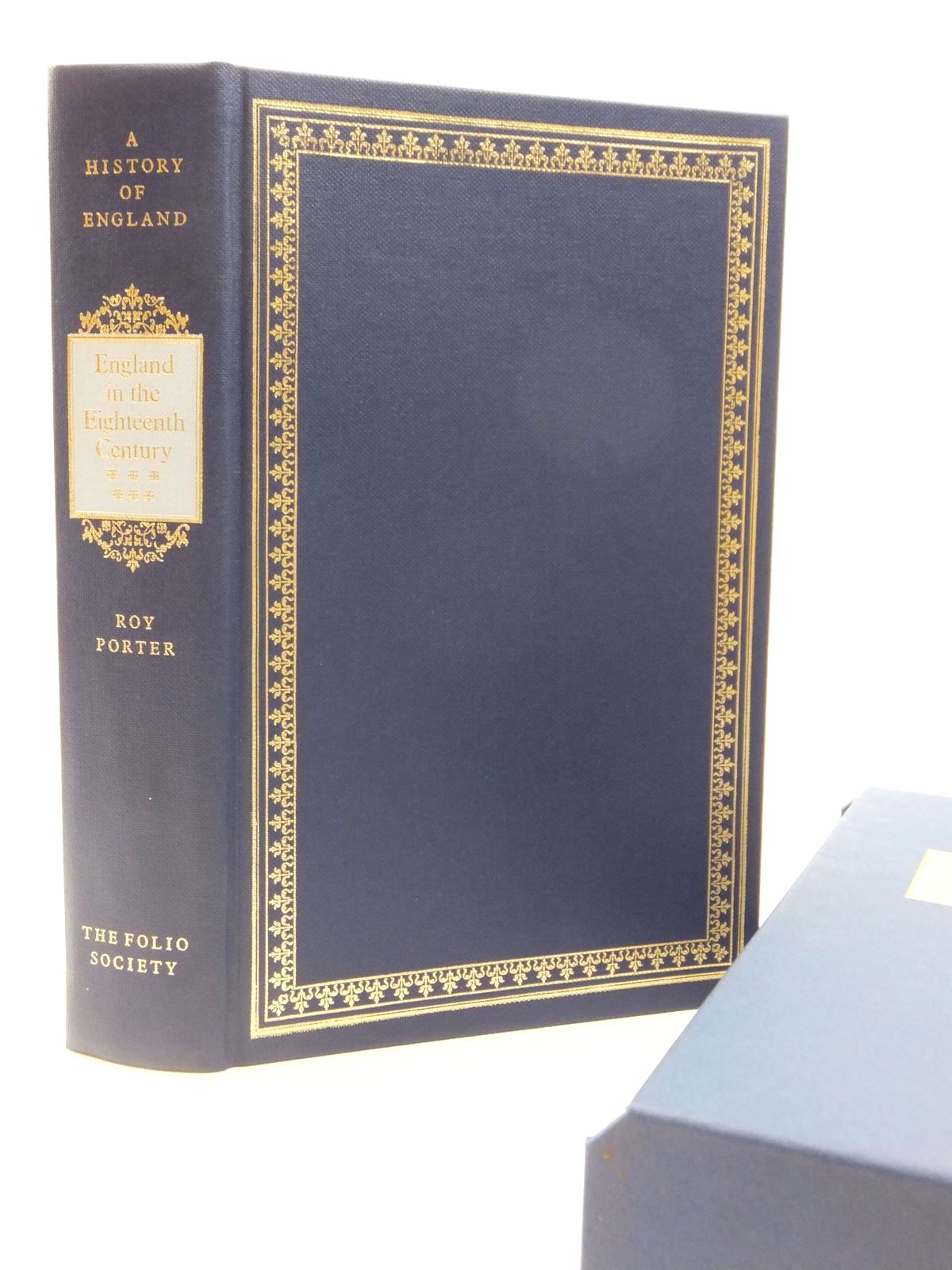 Photo of ENGLAND IN THE EIGHTEENTH CENTURY written by Porter, Roy published by Folio Society (STOCK CODE: 2122513)  for sale by Stella & Rose's Books