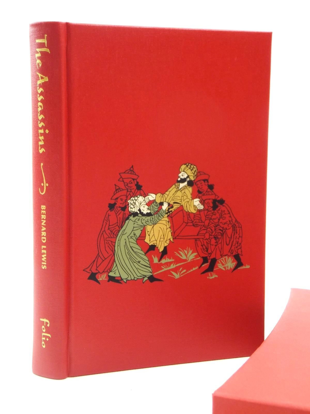 Photo of THE ASSASSINS written by Lewis, Bernard published by Folio Society (STOCK CODE: 2122521)  for sale by Stella & Rose's Books