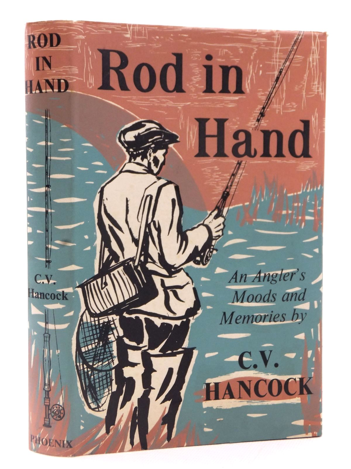 Photo of ROD IN HAND written by Hancock, C.V. published by Phoenix House Ltd. (STOCK CODE: 2122661)  for sale by Stella & Rose's Books