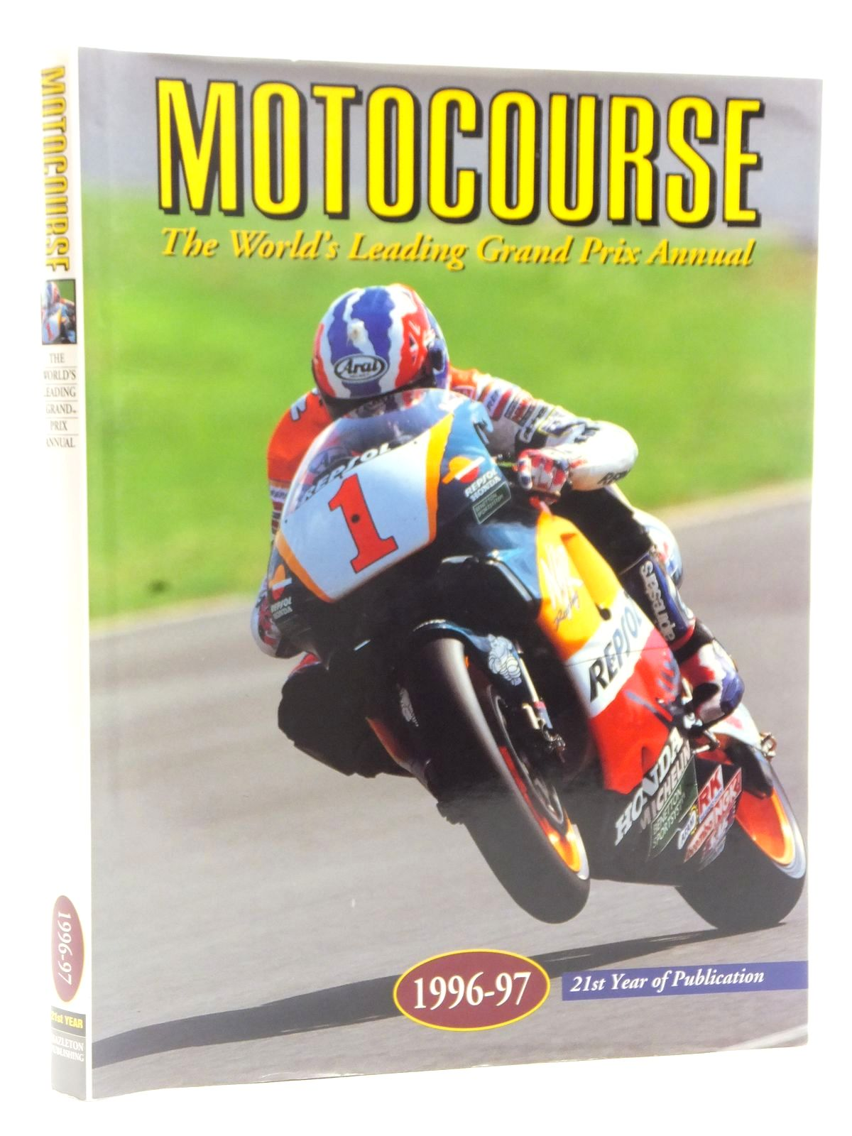 Photo of MOTOCOURSE 1996-97