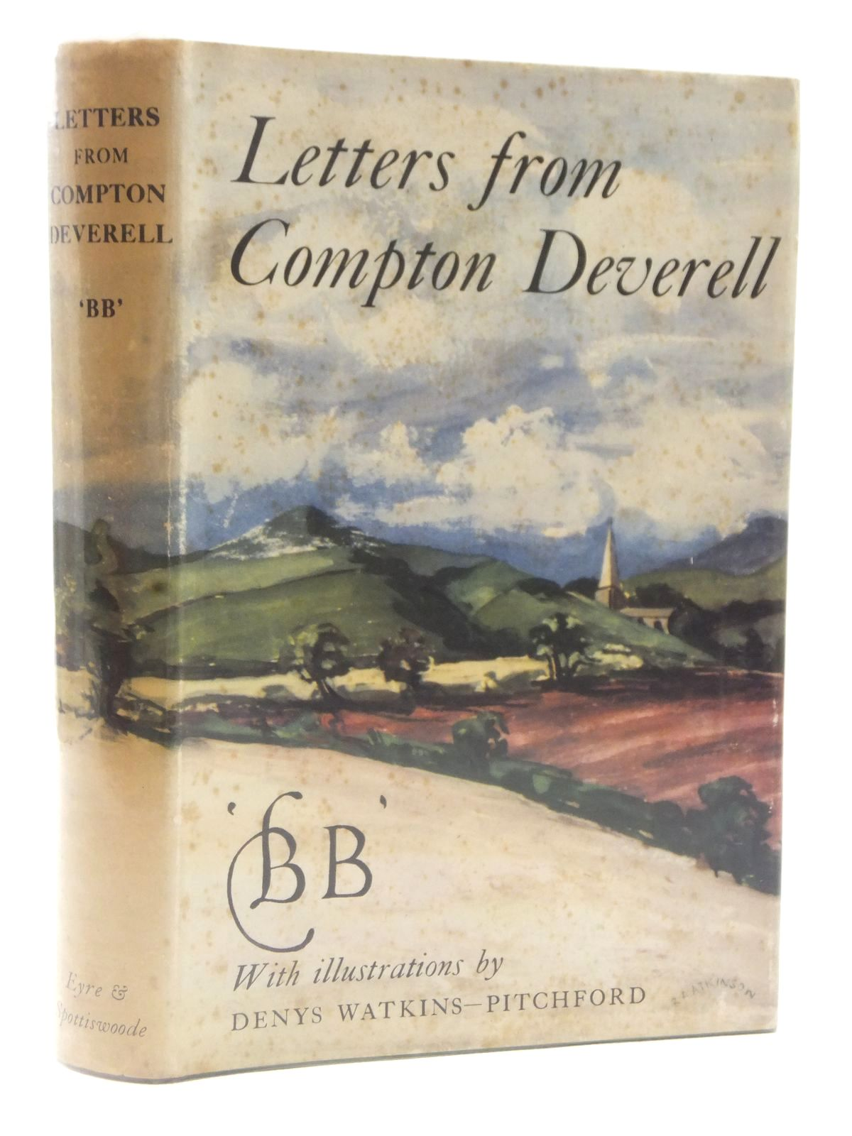 Photo of LETTERS FROM COMPTON DEVERELL written by BB,  illustrated by BB,  published by Eyre & Spottiswoode (STOCK CODE: 2122683)  for sale by Stella & Rose's Books