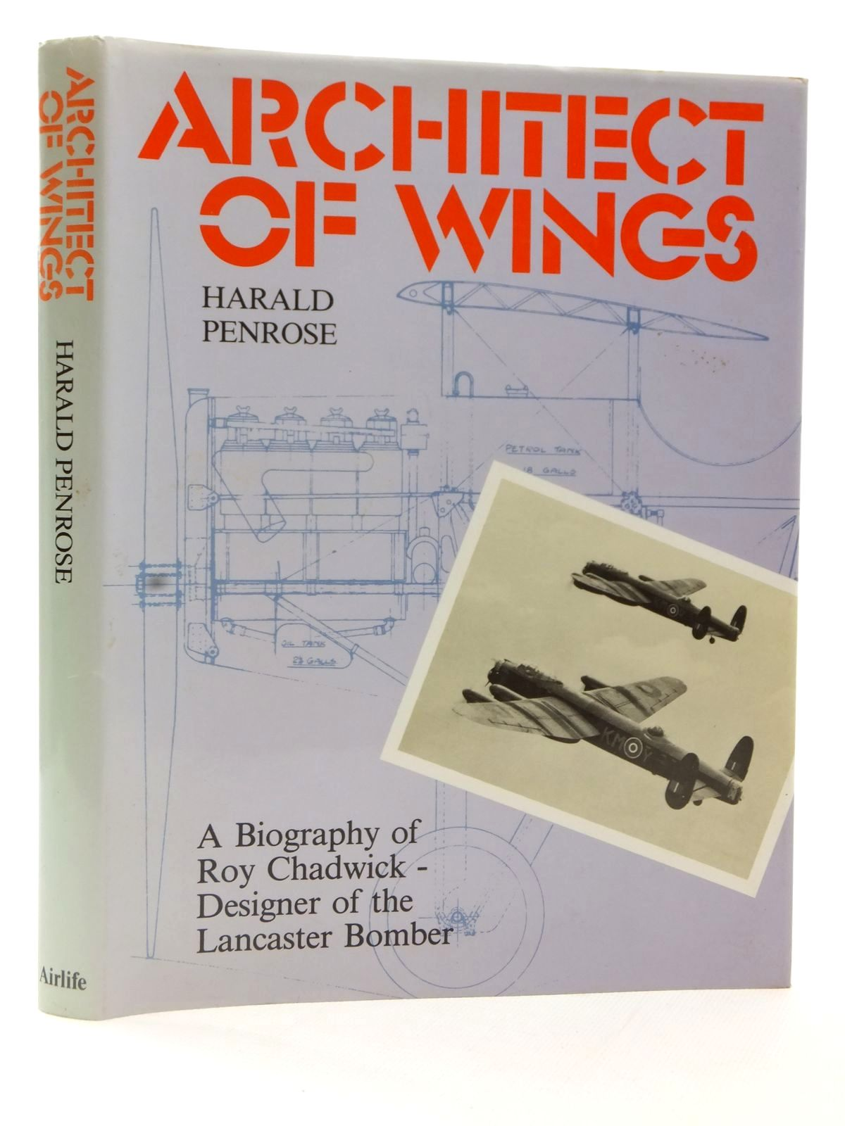 Photo of ARCHITECT OF WINGS written by Penrose, Harald published by Airlife (STOCK CODE: 2122707)  for sale by Stella & Rose's Books