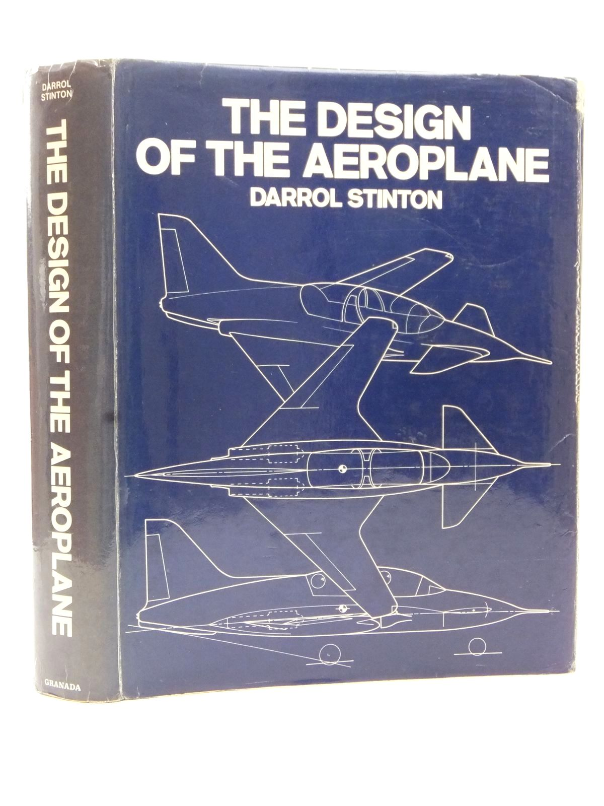 Photo of THE DESIGN OF THE AEROPLANE written by Stinton, Darrol published by Granada (STOCK CODE: 2122723)  for sale by Stella & Rose's Books