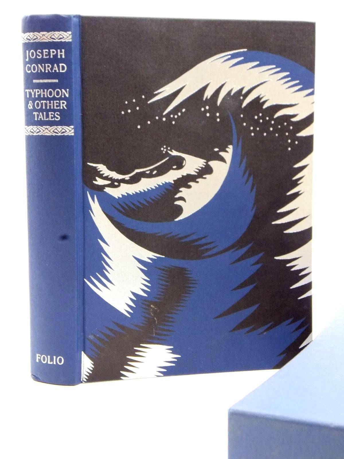 Photo of TYPHOON THE NIGGER OF THE 'NARCISSUS' AND OTHER STORIES written by Conrad, Joseph<br />Theroux, Paul illustrated by Mosely, Francis published by Folio Society (STOCK CODE: 2122750)  for sale by Stella & Rose's Books