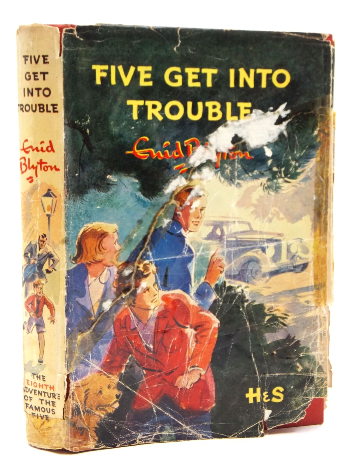 Photo of FIVE GET INTO TROUBLE- Stock Number: 2122777